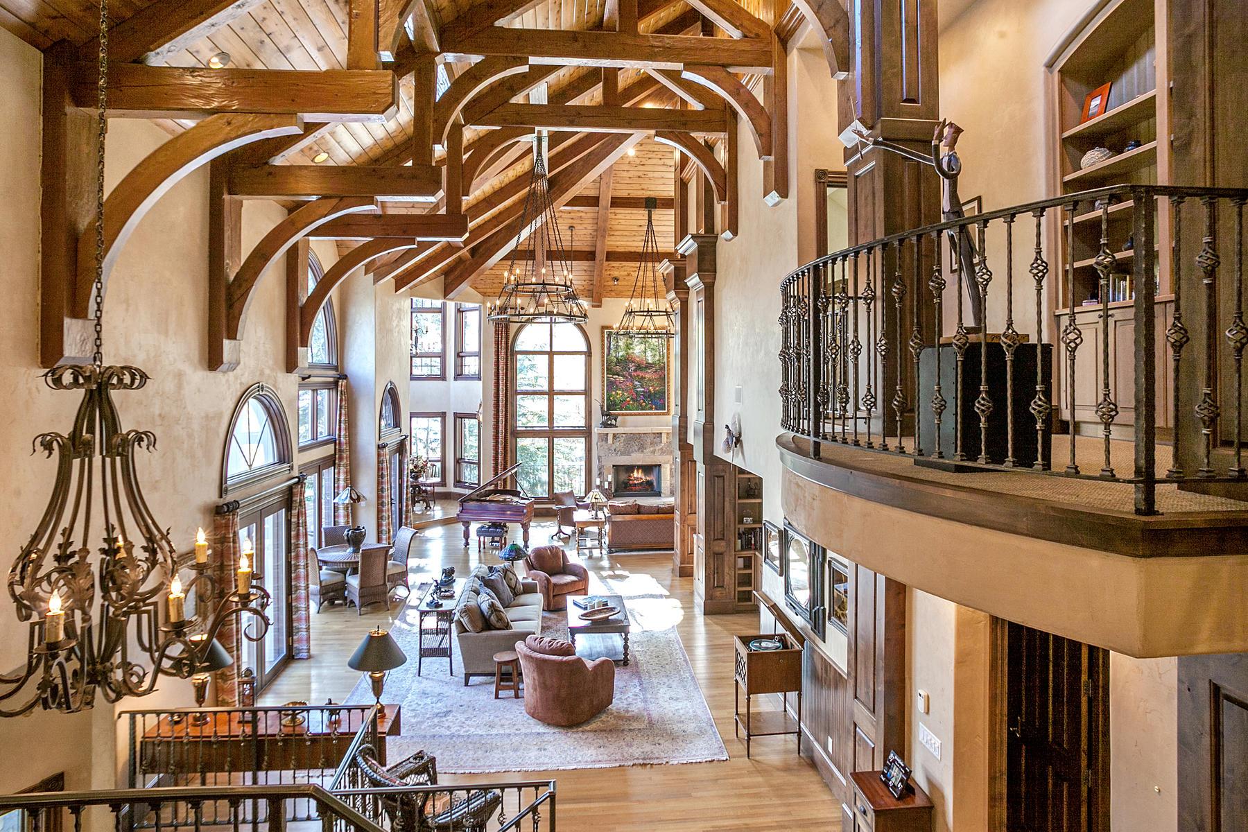 Villa per Vendita alle ore Grand Ski-in Home 278 Holden Road Beaver Creek, Beaver Creek, Colorado, 81620 Stati Uniti