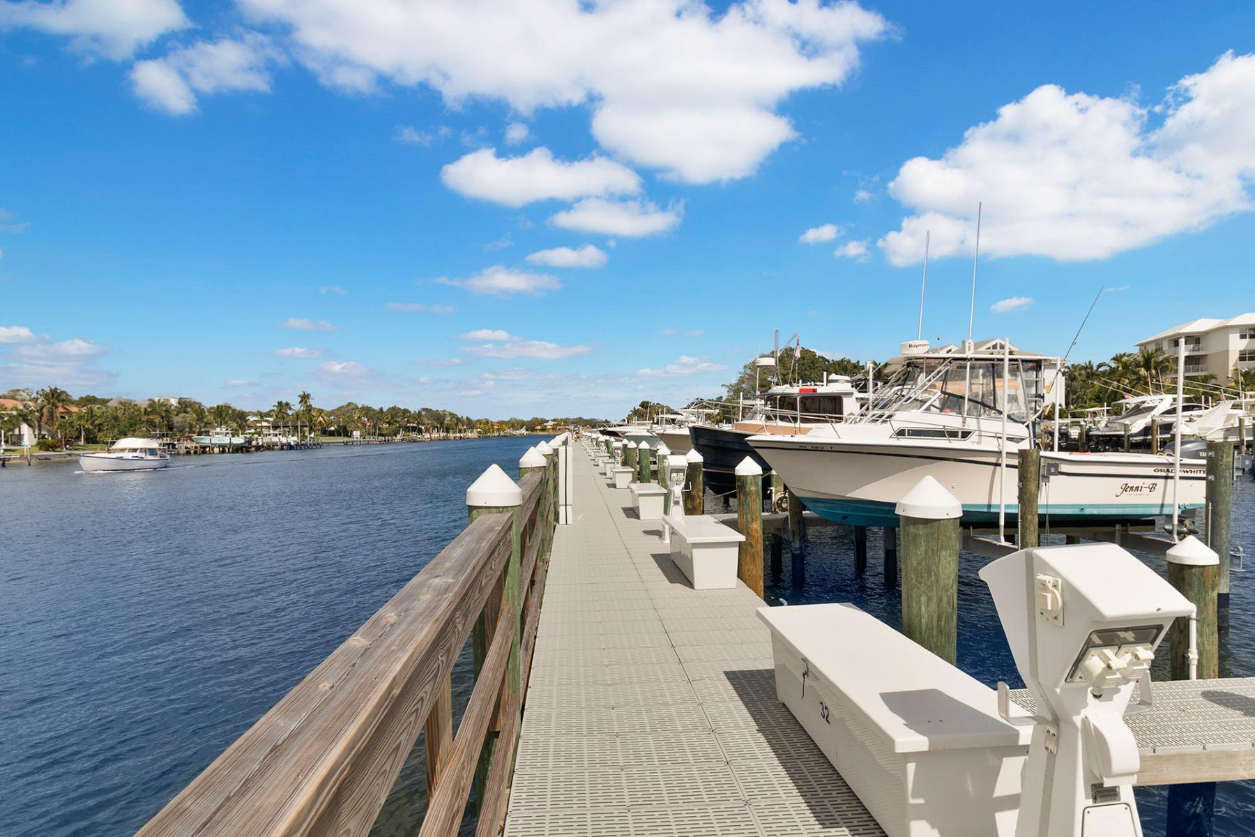 Condomínio para Venda às 814 Bay Colony Drive S Bay Colony, Juno Beach, Florida, 33408 Estados Unidos