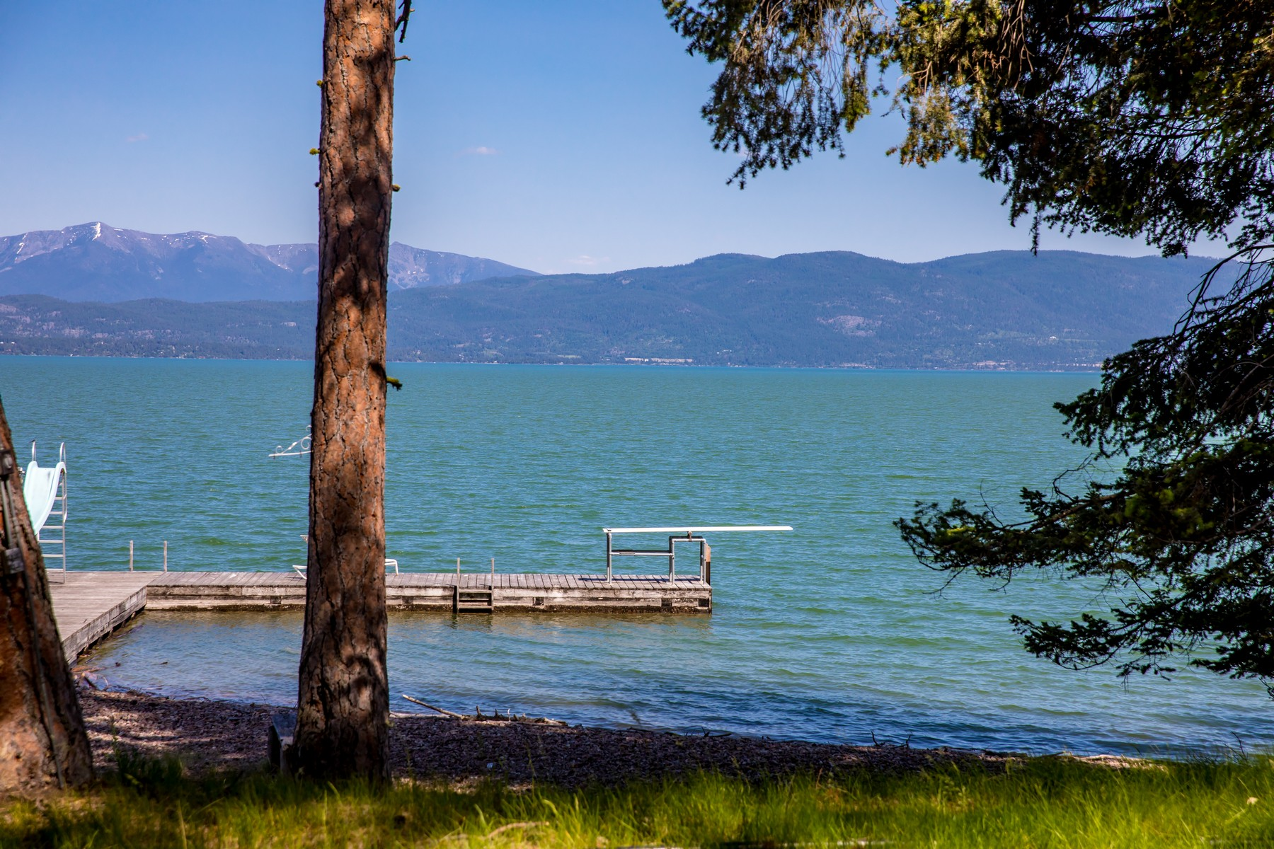 Land for Sale at 705 Conrad Point Rd Lakeside, Montana 59922 United States