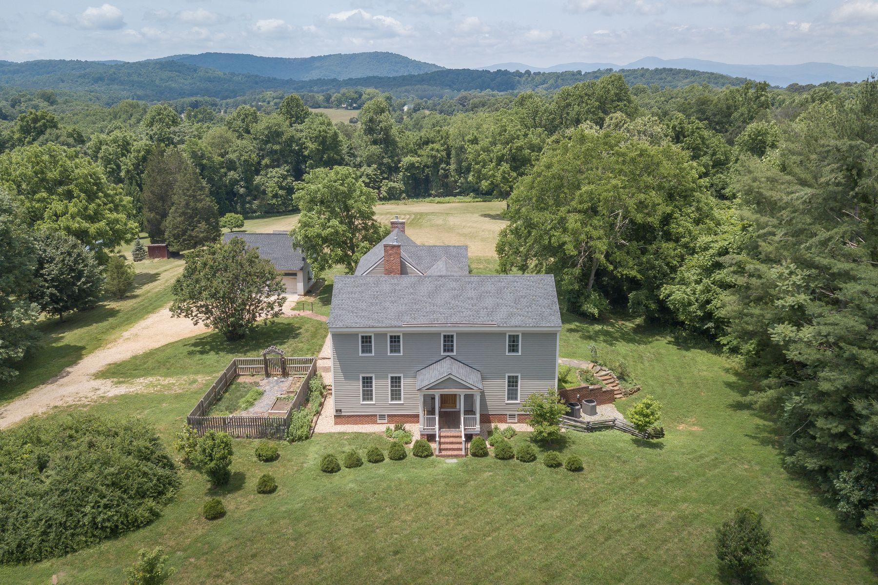 Single Family Homes for Sale at Joyner-Fogus House 230 Waughs Ferry Rd, Amherst, Virginia 24521 United States