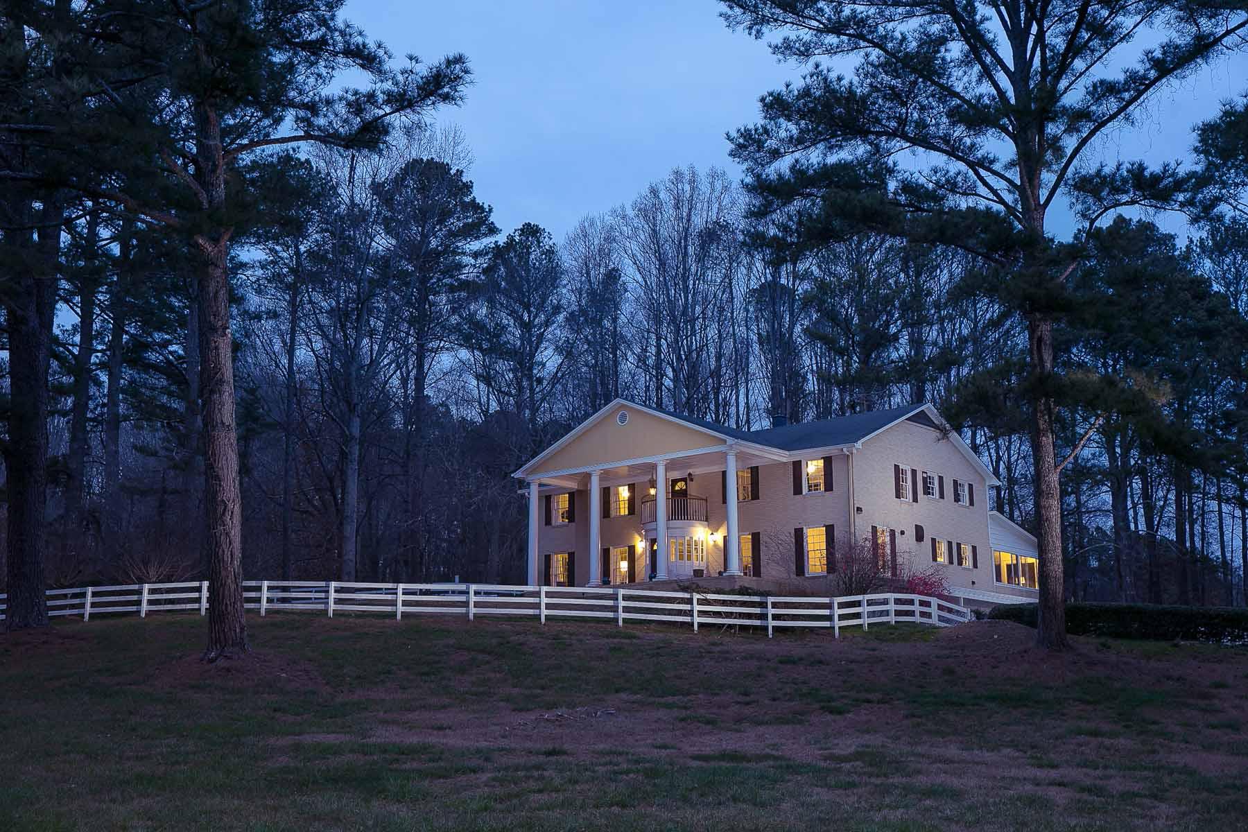 Hayvan Çiftliği/Çiftlik/Ekili Alan için Satış at Beautiful Farm in Milton 13645 Freemanville Rd Milton, Georgia, 30004 Amerika Birleşik Devletleri