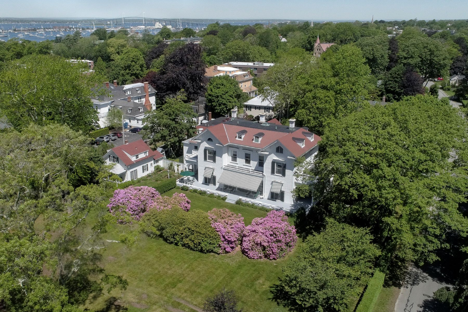 Additional photo for property listing at Gravel Court 21 Clay Street Newport, Rhode Island 02840 United States