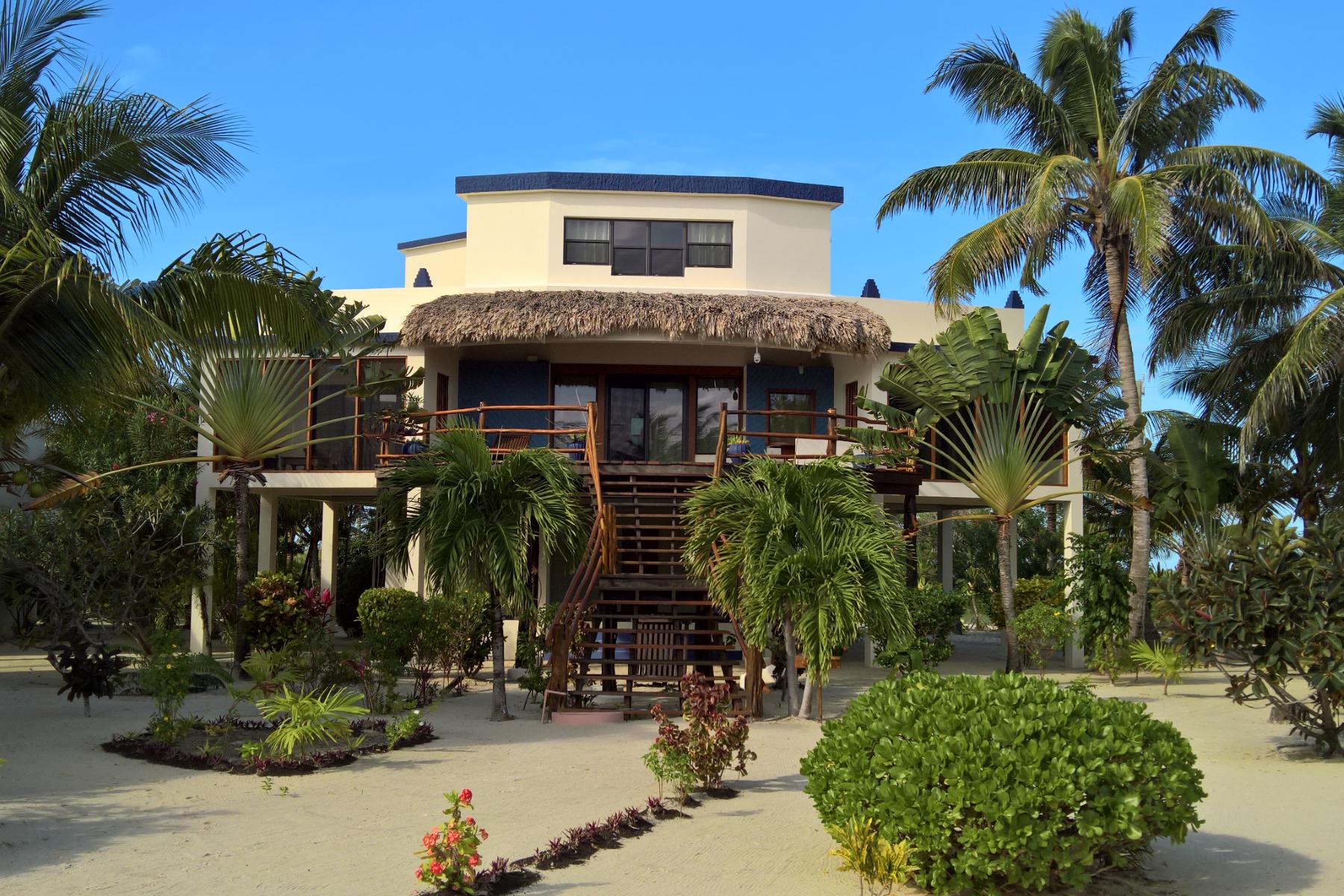 獨棟家庭住宅 為 出售 在 Villa Jade at La Perla Del Caribe San Pedro Town, Ambergris Caye, 伯利茲