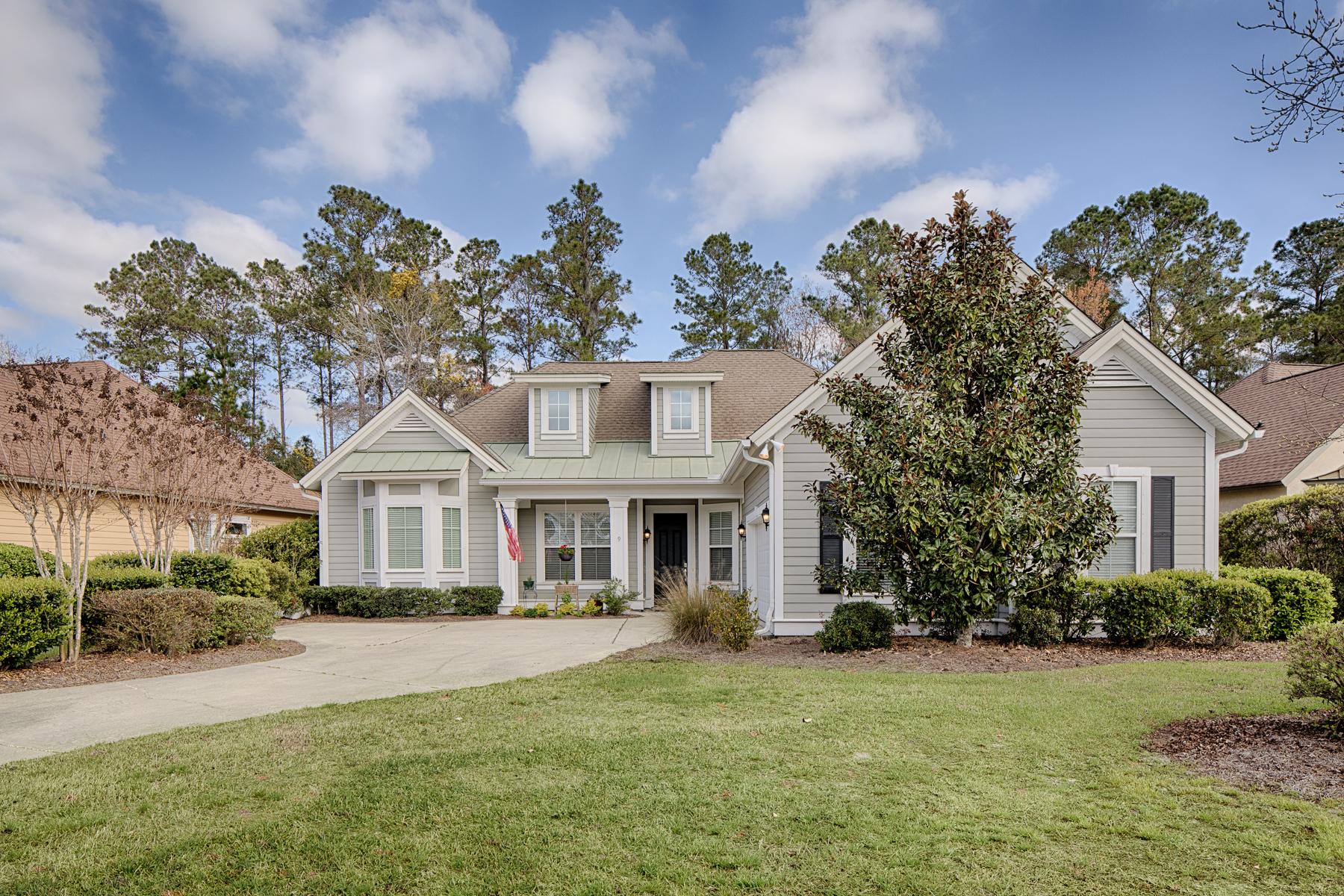 Single Family Home for Sale at 9 Weymouth Circle 9 Weymouth Circle Bluffton, South Carolina 29910 United States