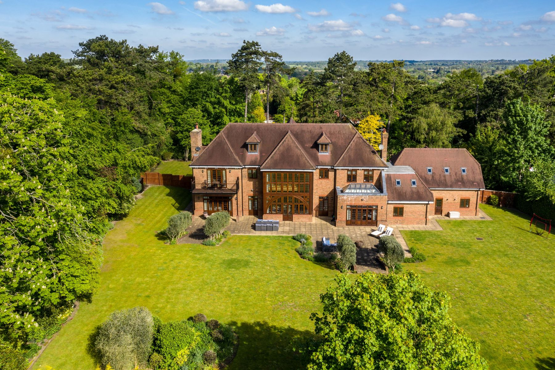 Single Family Homes for Sale at Marchwood House Guildford Road Fetcham, England KT22 9DS United Kingdom