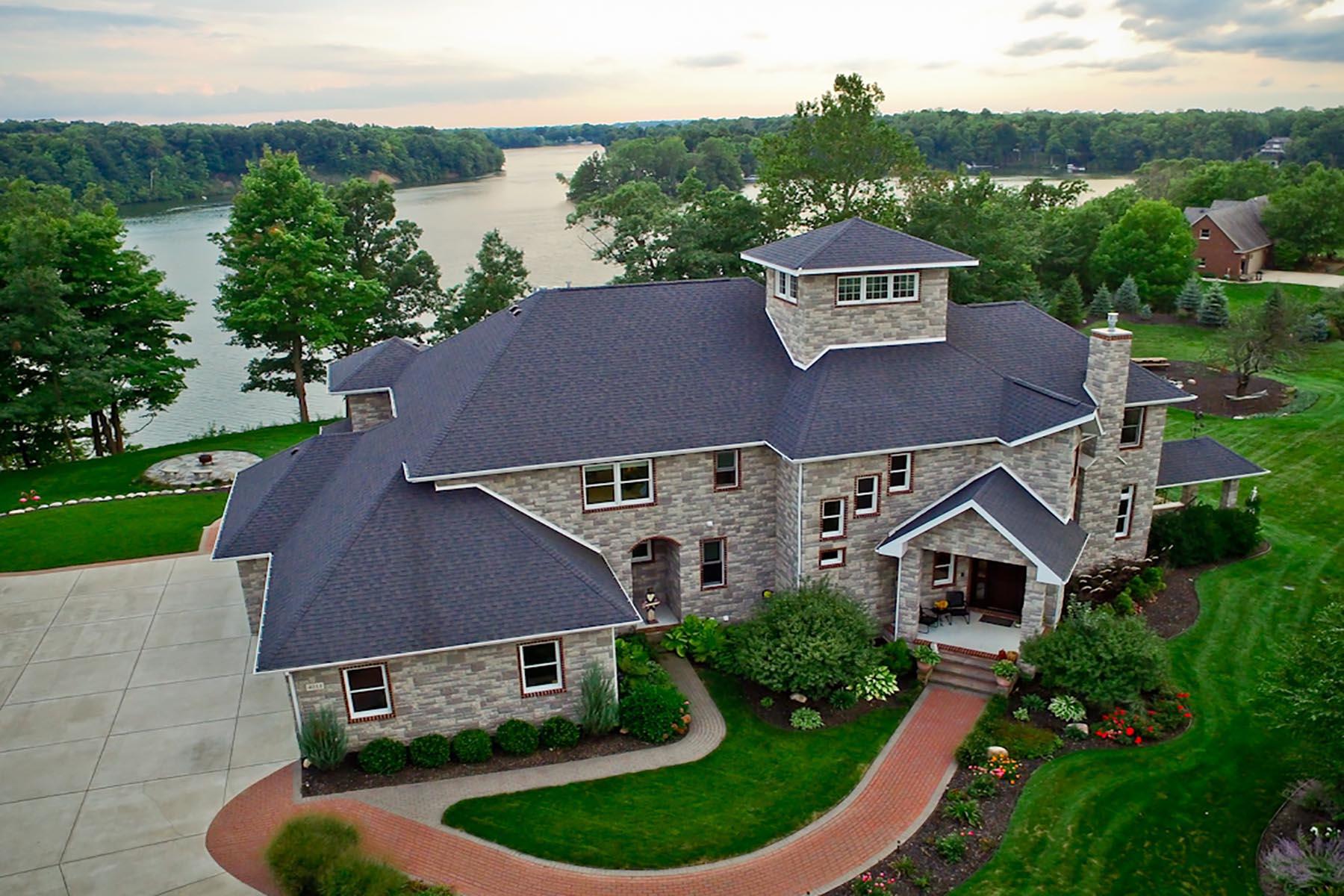 واحد منزل الأسرة للـ Sale في Fulton Twp 4011 Hahn Drive, Perrinton, Michigan, 48871 United States