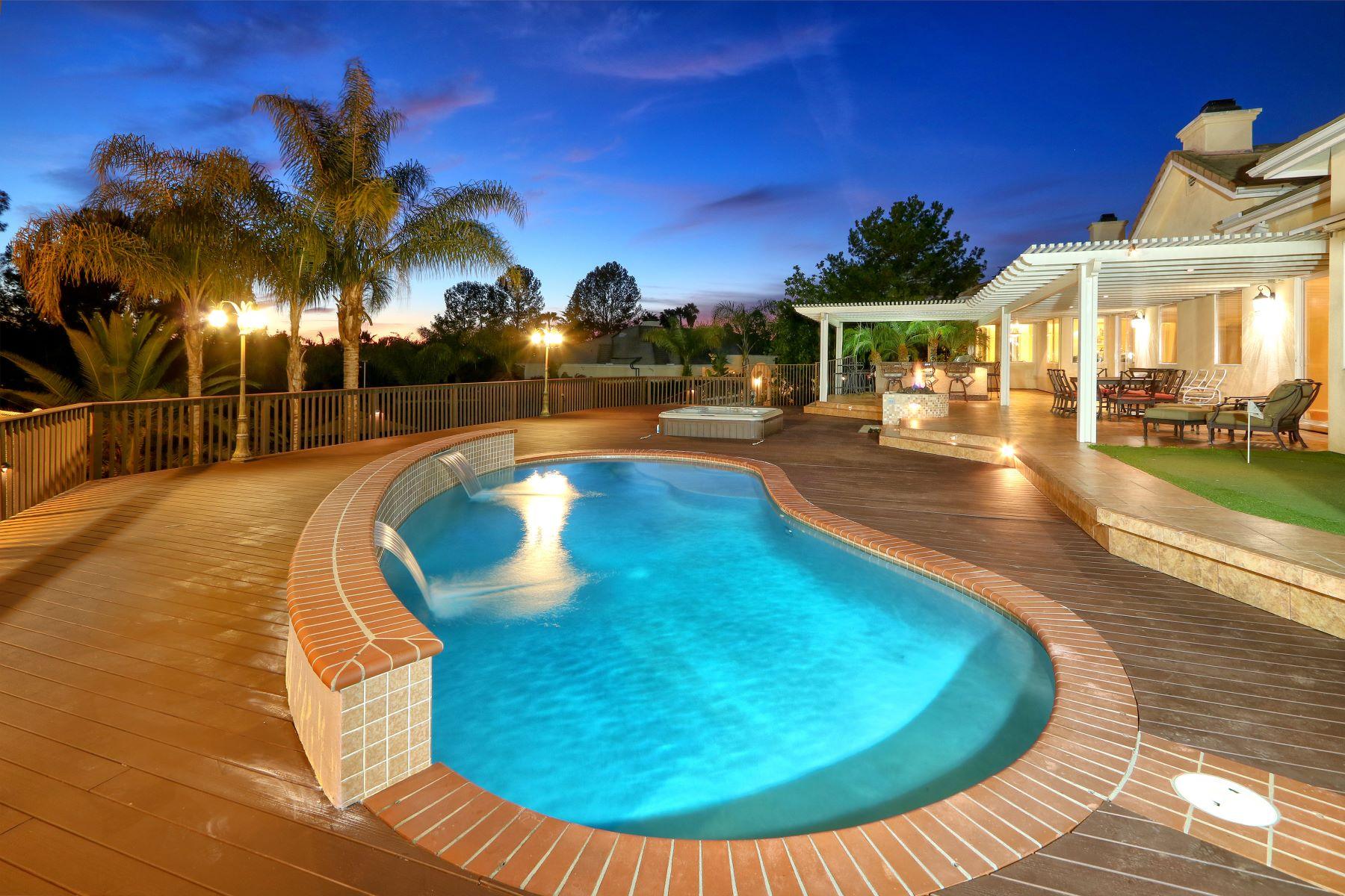 Single Family Home for Active at Carriage Estates 17035 Edina Court Poway, California 92064 United States