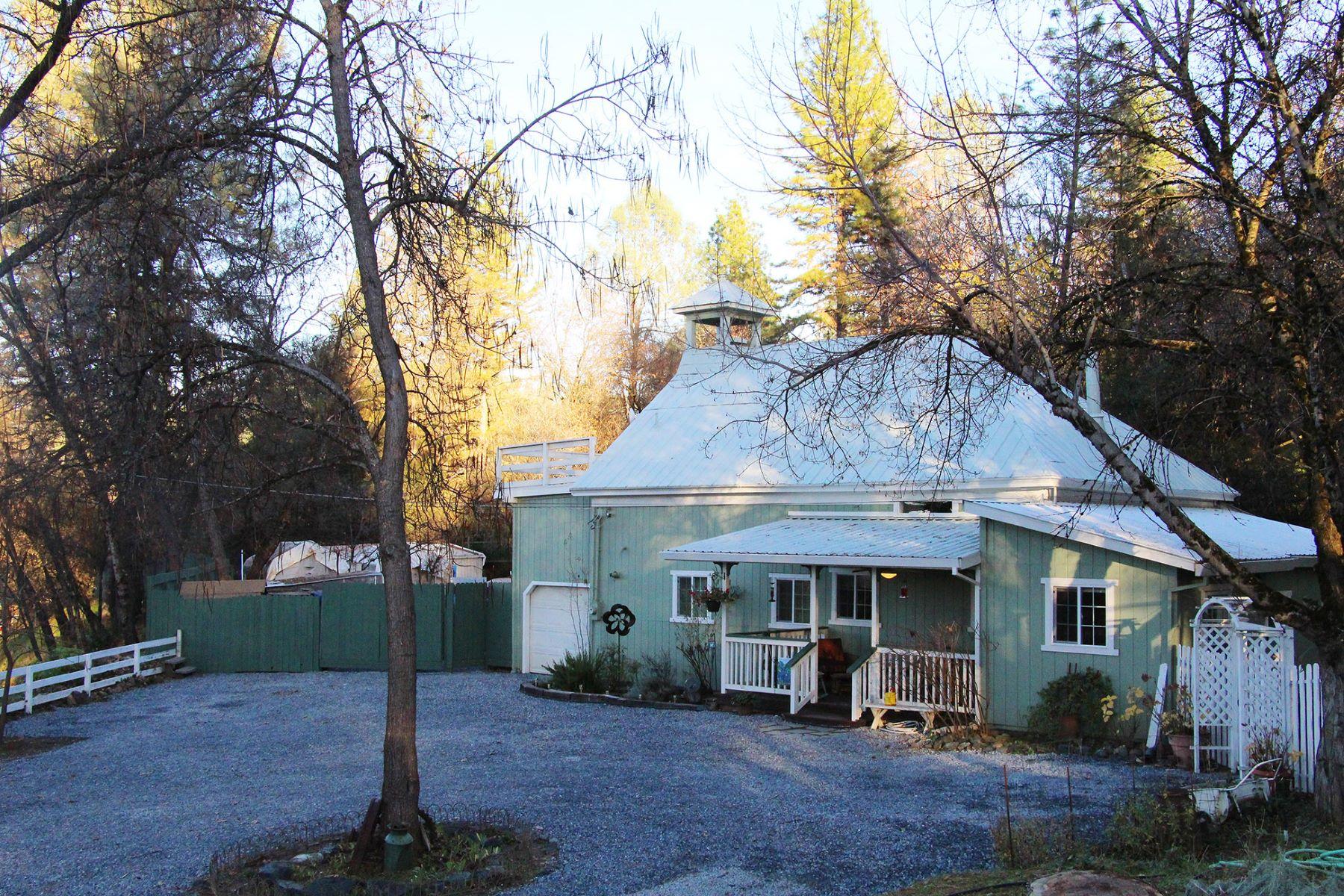 獨棟家庭住宅 為 出售 在 Classic Country Charmer 4820 Sand Ridge Road Placerville, 加利福尼亞州 95667 美國