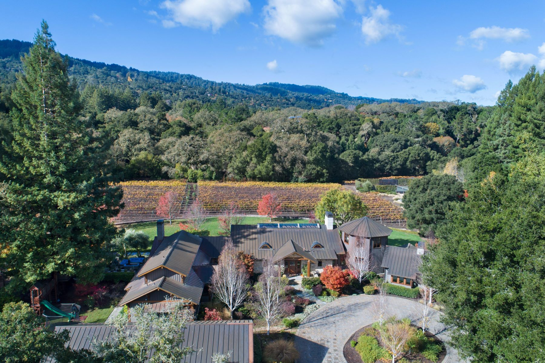 Additional photo for property listing at Woodside Vineyard Estate  Woodside, California 94062 United States