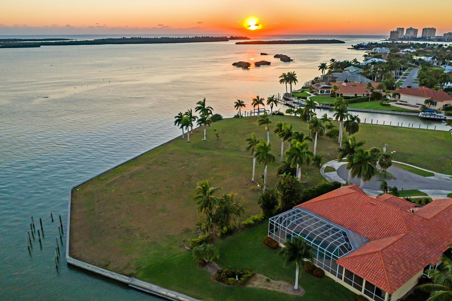 Land for Sale at MARCO ISLAND - ESTATES 991 Scott Drive Marco Island, Florida 34145 United States