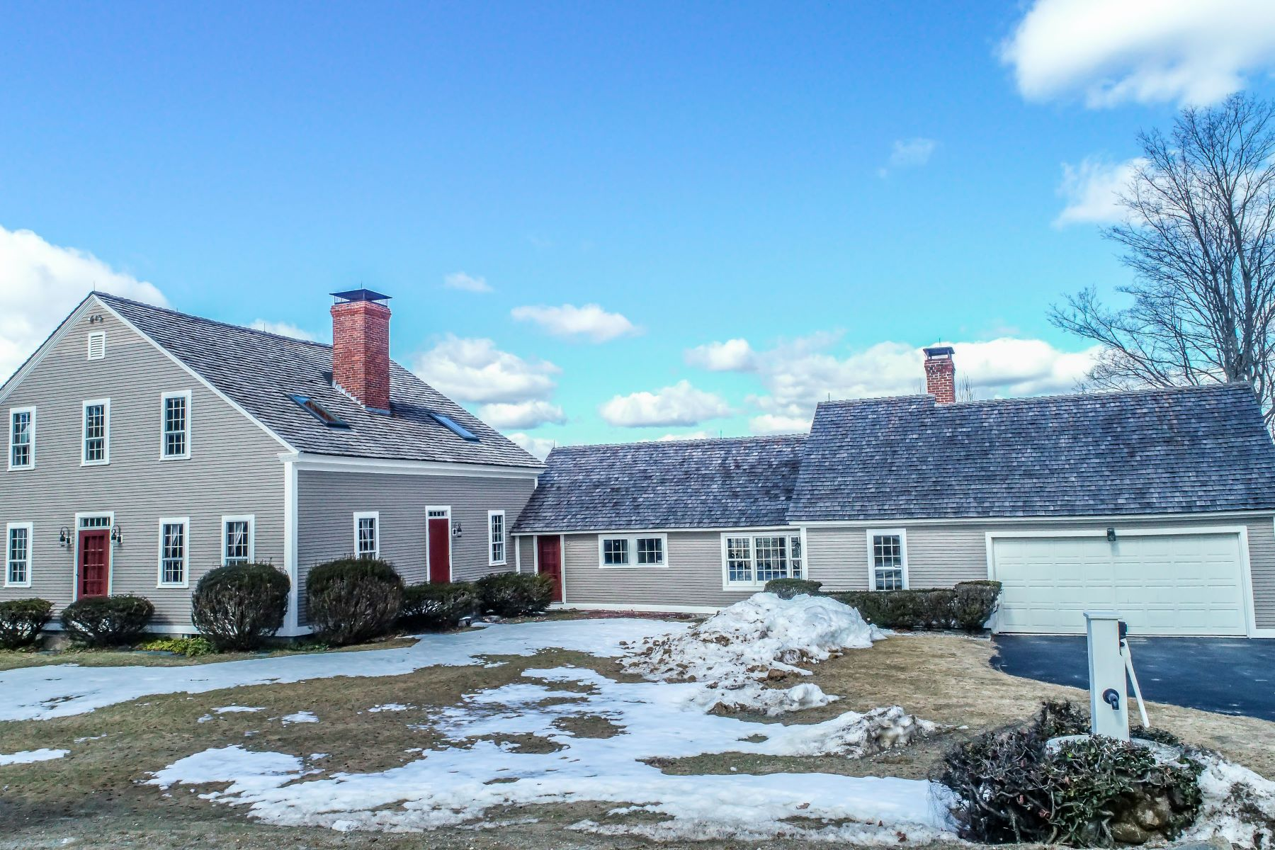Single Family Homes for Sale at 174 Lead Mine Road Nelson, New Hampshire 03457 United States