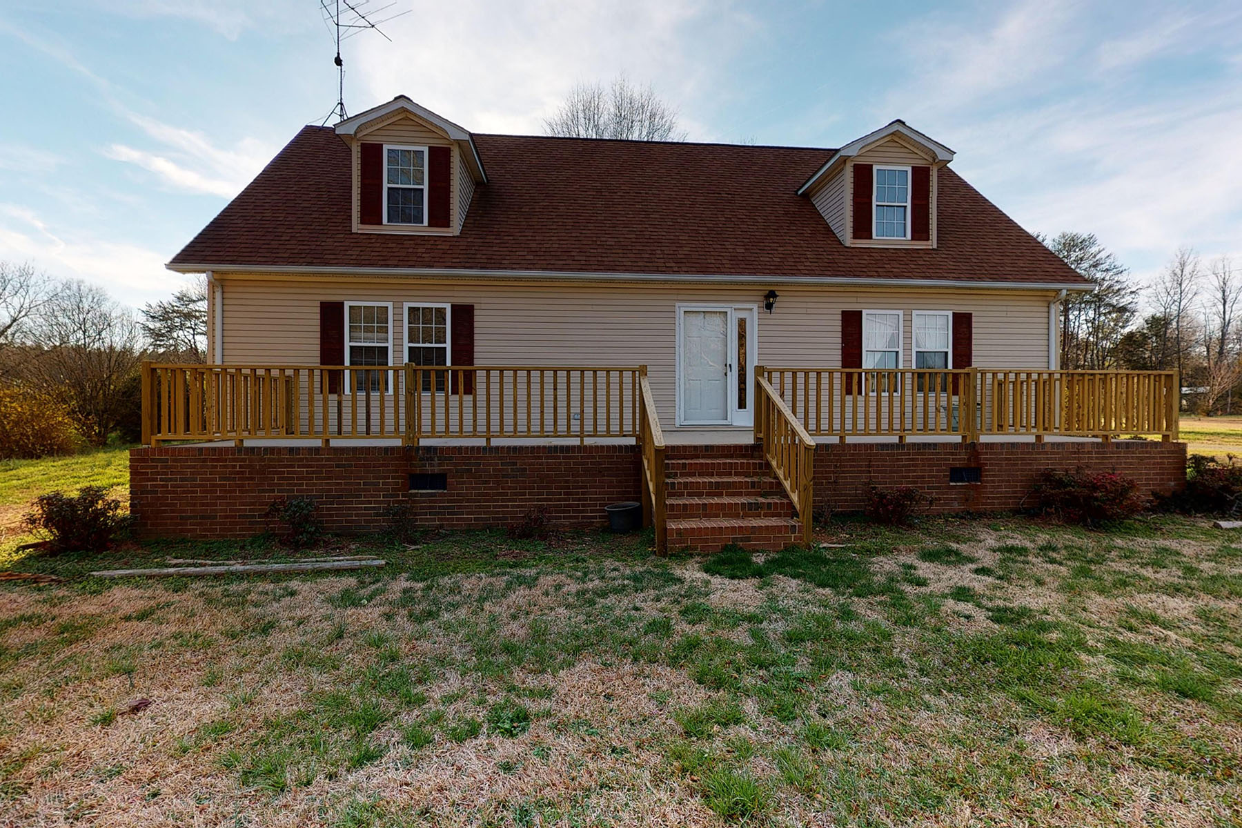Single Family Homes for Sale at 4345 Nc Highway 109 Hwy Troy, North Carolina 27371 United States