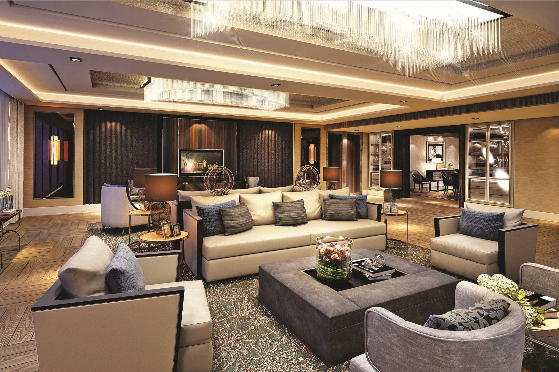 Apartments for Sale at Apartment in Vivara Vivara , 4A JBS Haldane Avenue Kolkata, West Bengal 700105 India