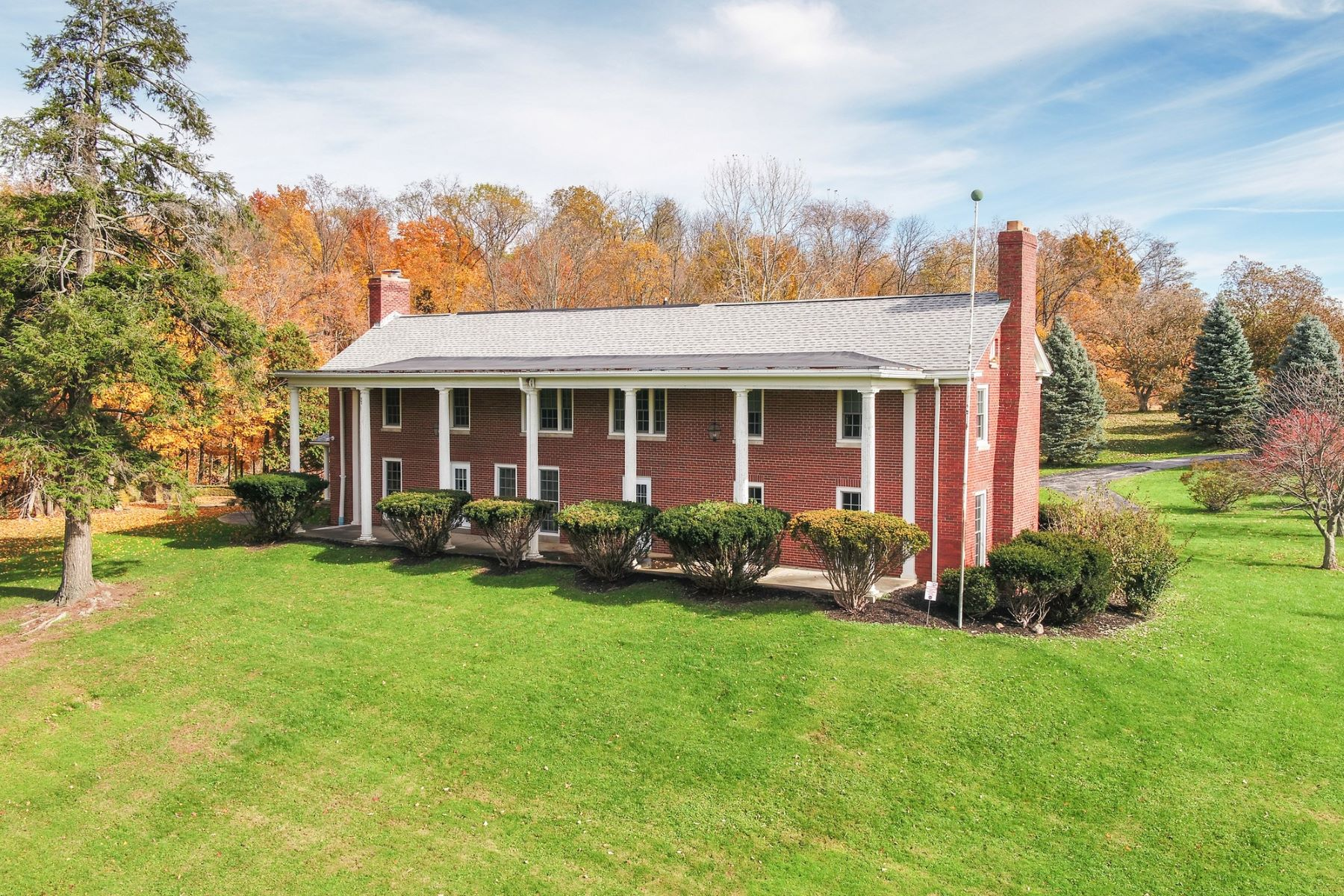 Single Family Homes 为 销售 在 Pleasant Valley Farm 4270 State Route 309 Galion, 俄亥俄州 44833 美国