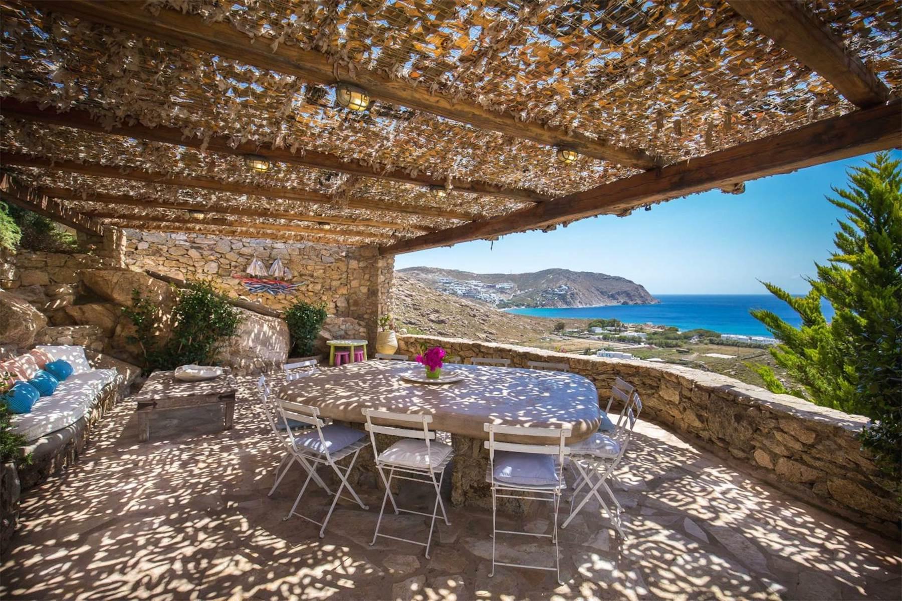 단독 가정 주택 용 매매 에 Hidden Secret Agrari Hidden Secret, Mykonos, 서던 에게, 84600 그리스