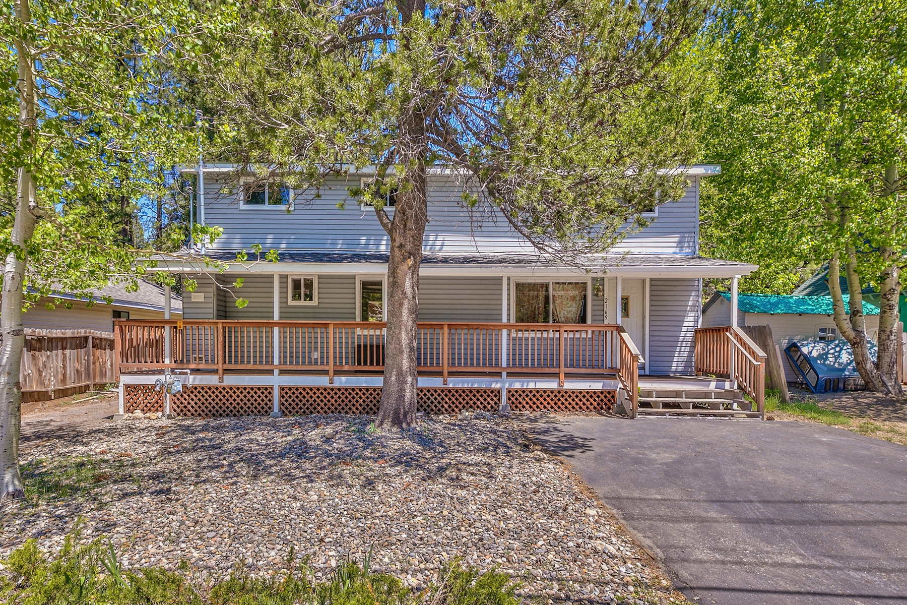 Single Family Home for Active at 2169 Lindenwood, South Lake Tahoe, CA, 96150 2169 Lindenwood Drive South Lake Tahoe, California 96150 United States
