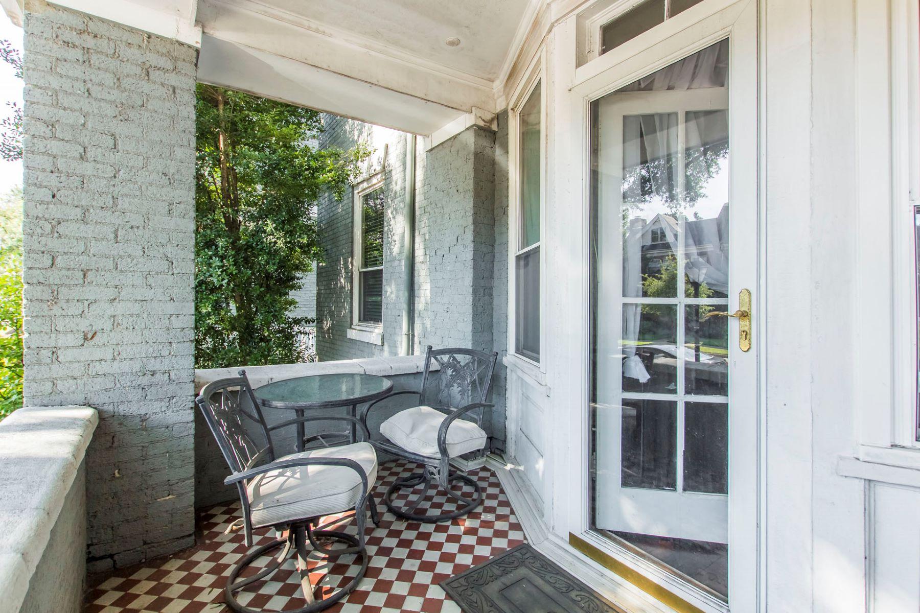 Condominiums por un Venta en Ghent 1009 Colonial Avenue, 1 Norfolk, Virginia 23507 Estados Unidos