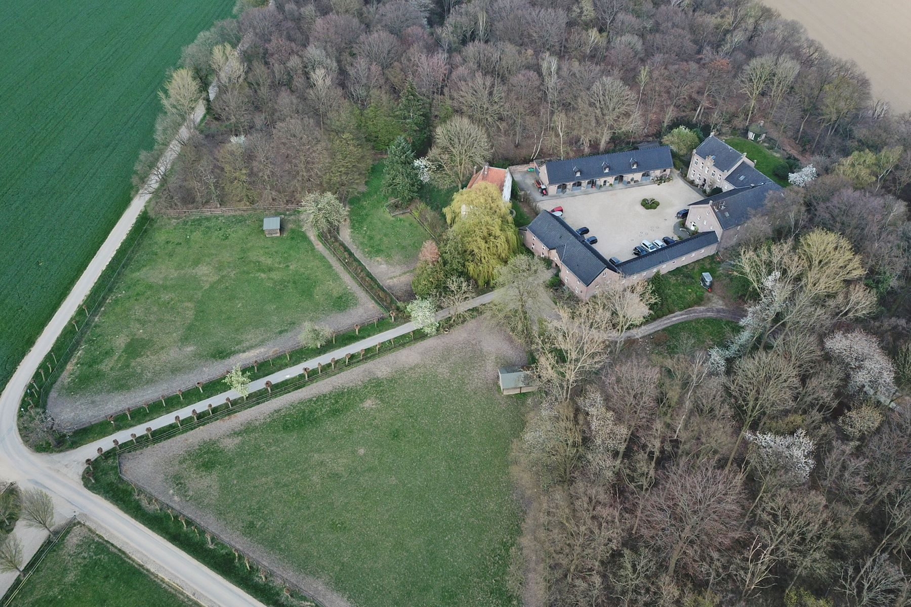 Other Residential Homes for Sale at Gelleshof - Exclusive and Huge Habitat - Close to Düsseldorf Other North Rhine Westphalia, North Rhine Westphalia 47918 Germany
