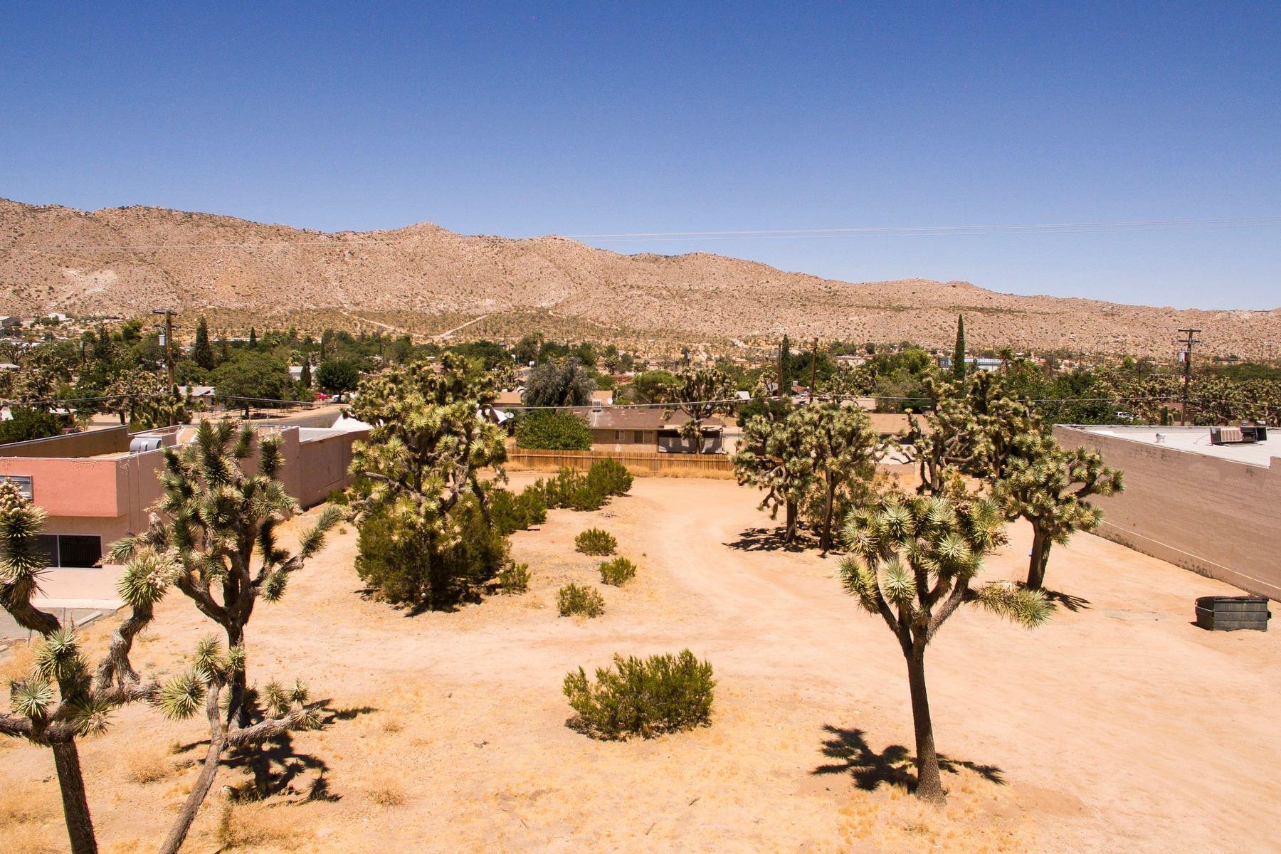 Terreno por un Venta en 0 Twentynine Palms Highway Yucca Valley, California 92284 Estados Unidos