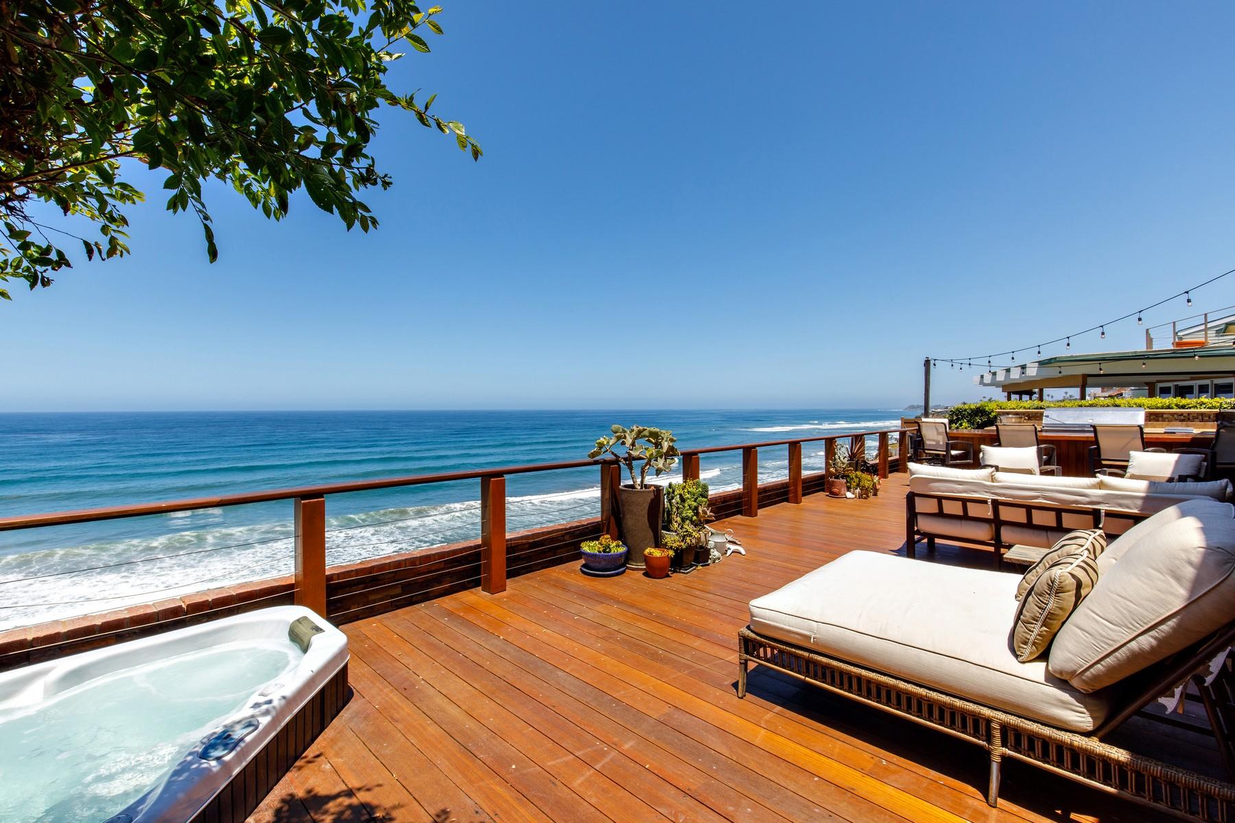 獨棟家庭住宅 為 出售 在 205 Pacific Avenue Solana Beach, 加利福尼亞州, 92075 美國