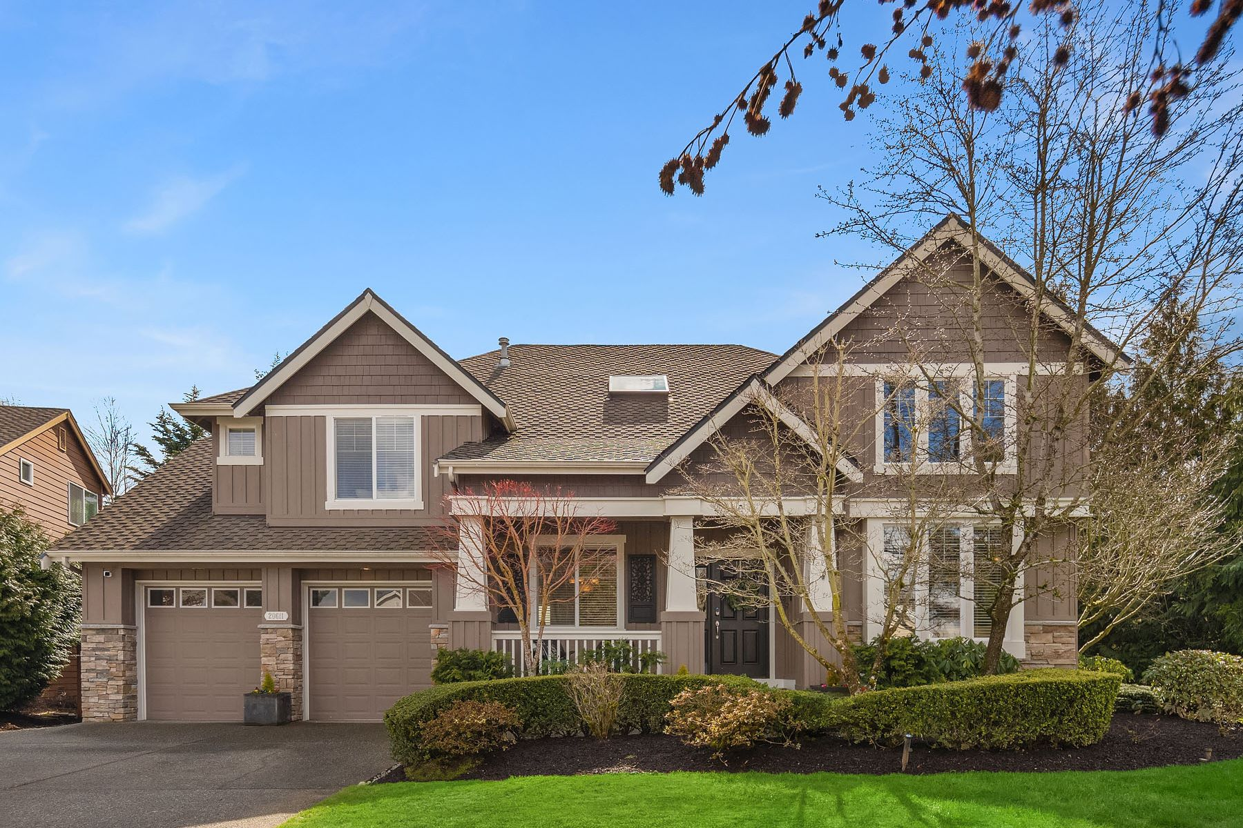 Single Family Homes for Sale at Country Chic Living 20611 NE 25th Ct Sammamish, Washington 98074 United States