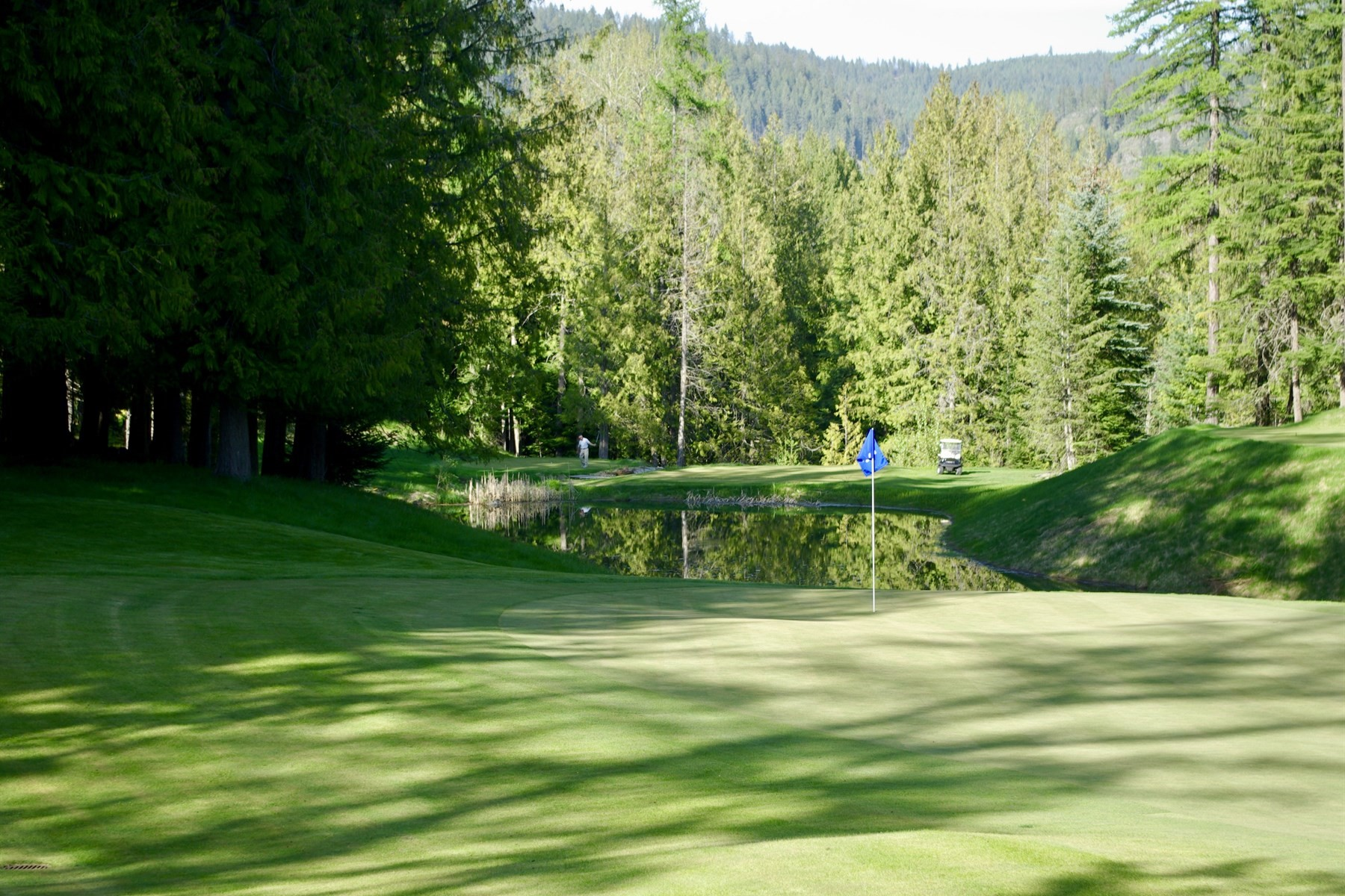 Land for Sale at The Idaho Club A-15 S Idaho Club Drive Sandpoint, Idaho 83864 United States
