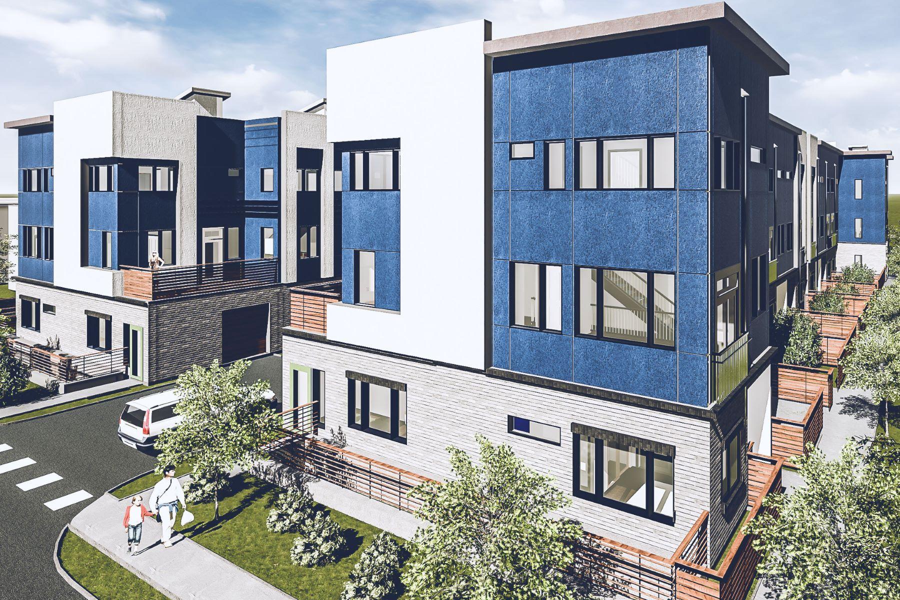 Property für Verkauf beim Observatory Townes 4719 E Iliff Avenue, Denver, Colorado 80222 Vereinigte Staaten