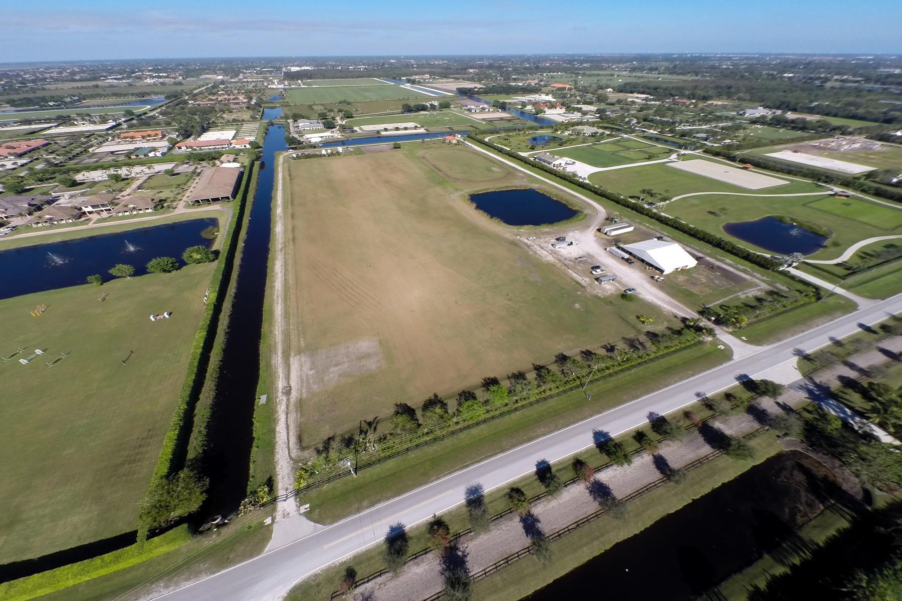 土地 为 销售 在 14575 50th Street S 14575 50th Street South 惠灵顿, 佛罗里达州, 33414 美国
