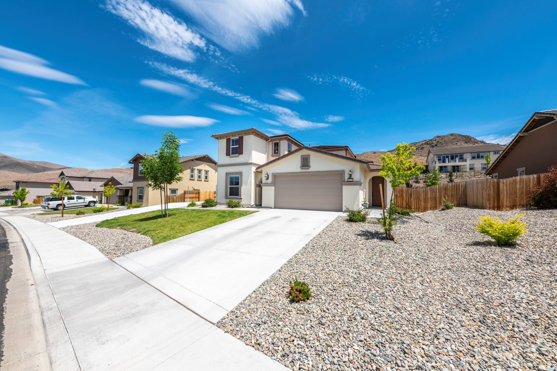 Single Family Homes for Active at NextGen Golden Hills Living 10120 Barrel Racer Dr. Reno, Nevada 89521 United States