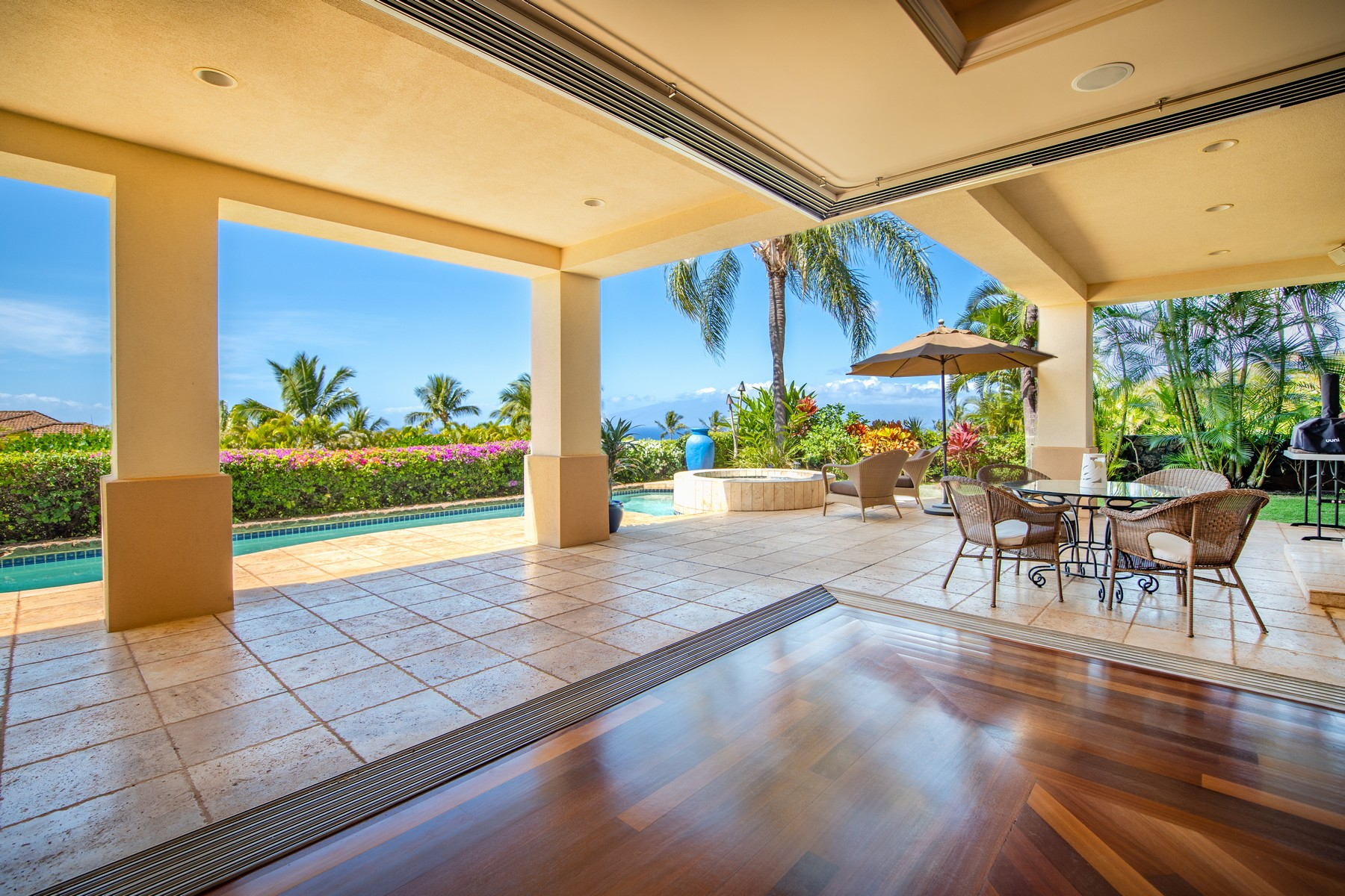 Single Family Homes for Sale at Live Inspired with Stunning Ocean and Island Views 384 Wekiu Place, Summit at Kaanapali Kaanapali, Hawaii 96761 United States