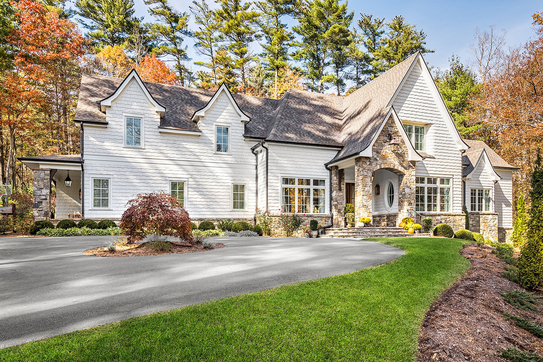 Single Family Homes for Sale at BILTMORE FOREST 57 Forest Rd Asheville, North Carolina 28803 United States