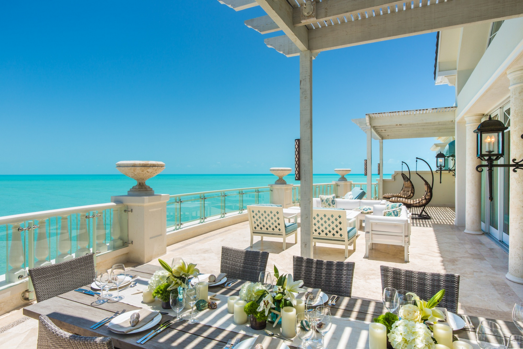Additional photo for property listing at The Shore Club ~ Penthouse 1504.06.09 Beachfront Long Bay, Providenciales TKCA 1ZZ Turks And Caicos Islands