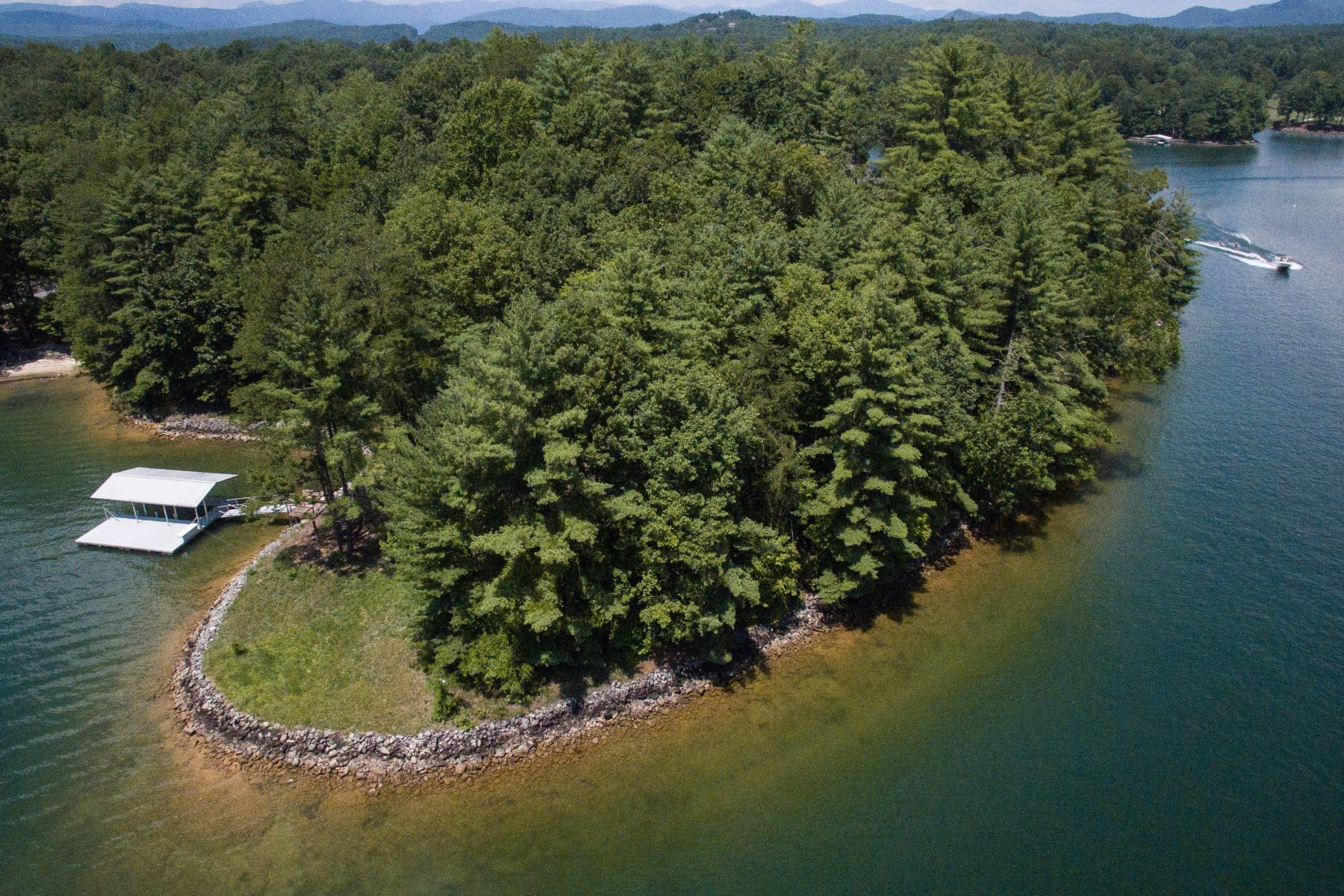 Land for Active at Private, Peaceful & Pristine! CKV S7 Sunset, South Carolina 29685 United States