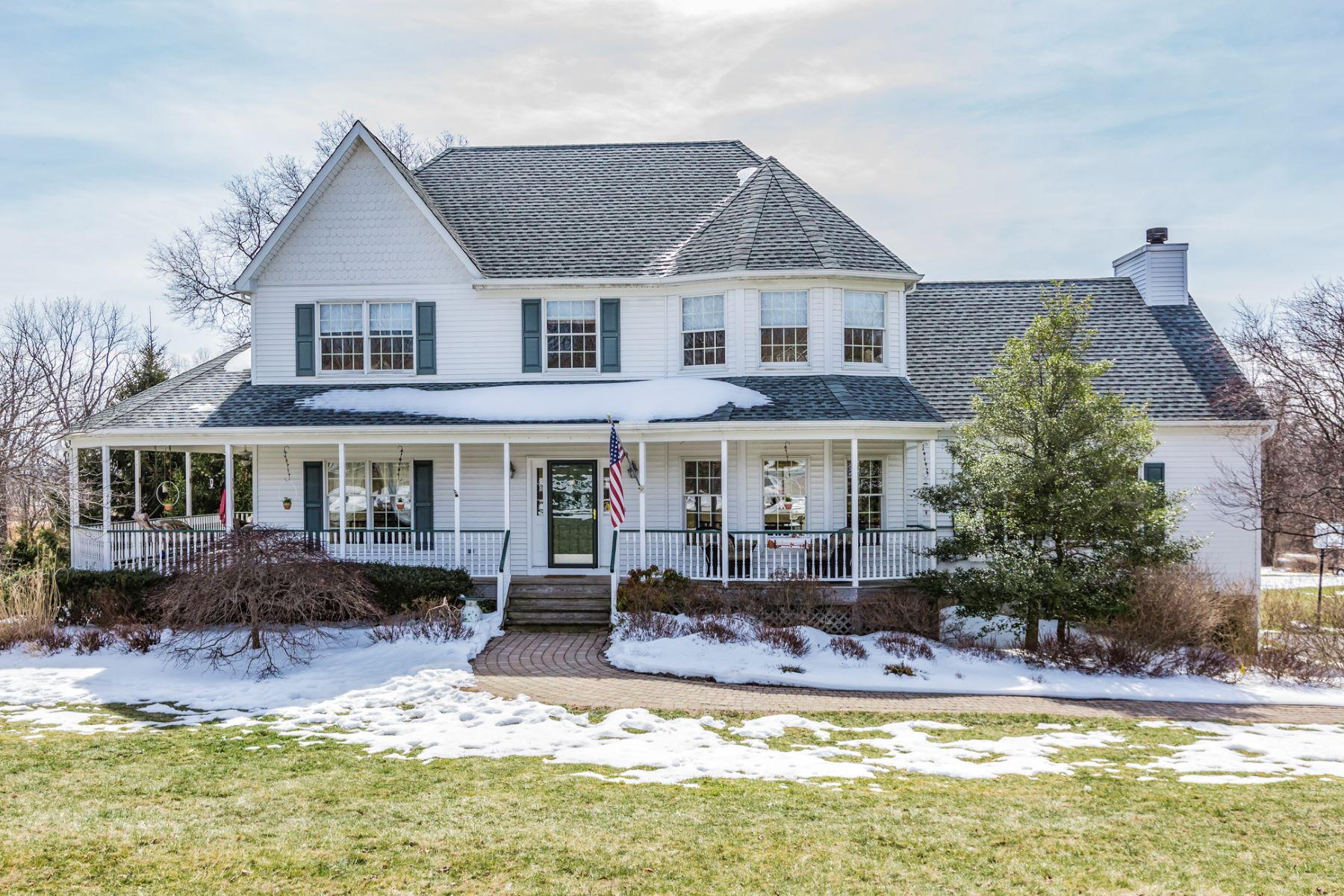 Single Family Home for Sale at Designed For Fun - Delaware Township 33 Sutton Farm Road Flemington, New Jersey 08822 United States