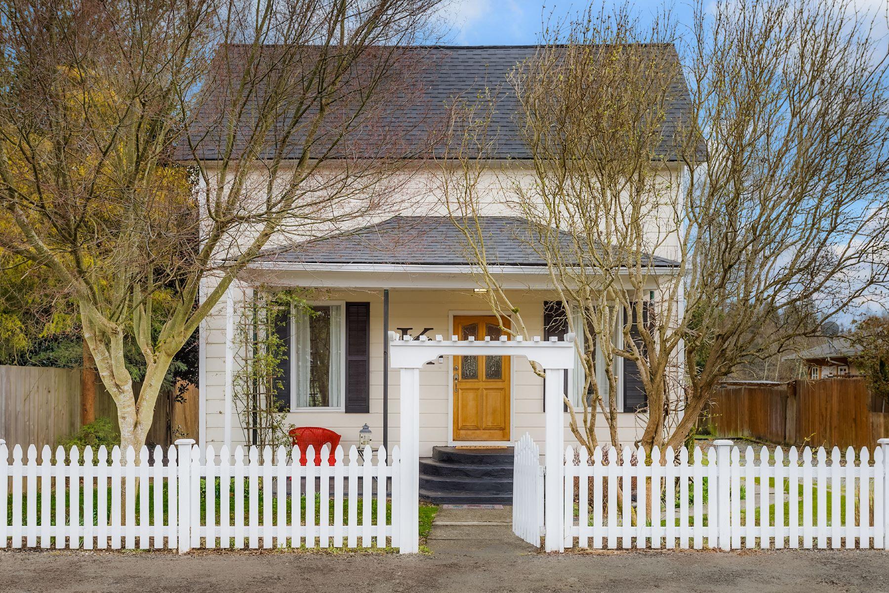 Single Family Homes for Sale at Snohomish, Washington 98290 United States