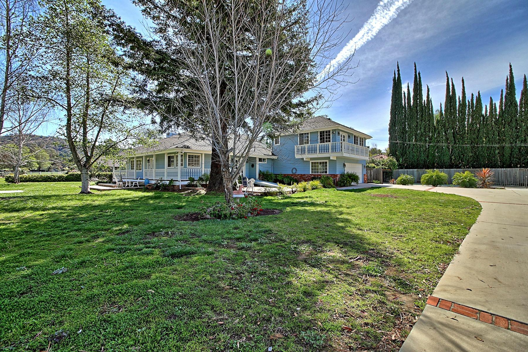 Additional photo for property listing at Oak View Horse Ranch 1159-1163 Spring Street Oak View, California 93022 United States