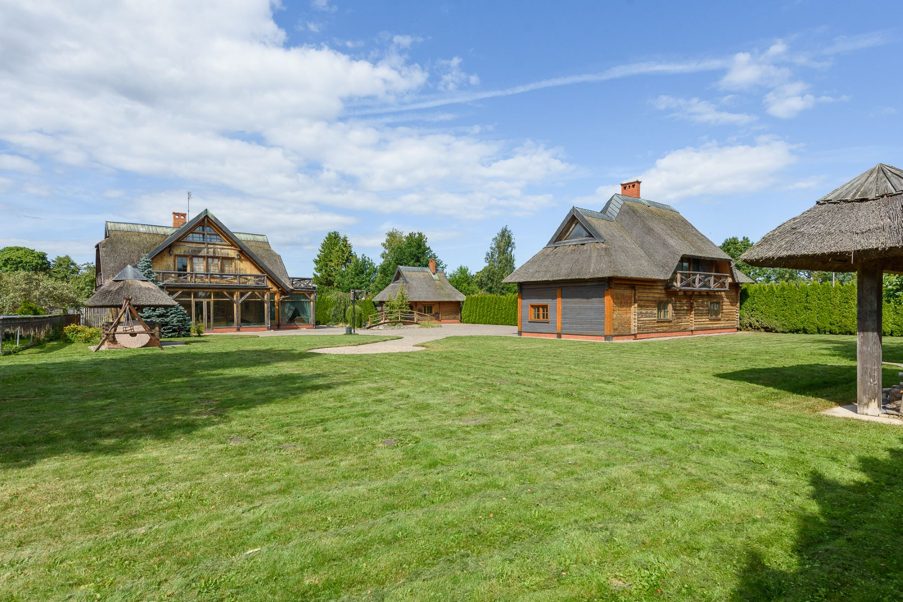 Single Family Homes for Sale at Beautiful property in the village Ragaciems near (300 m) the sea Other Engures novads, Engures novads Latvia