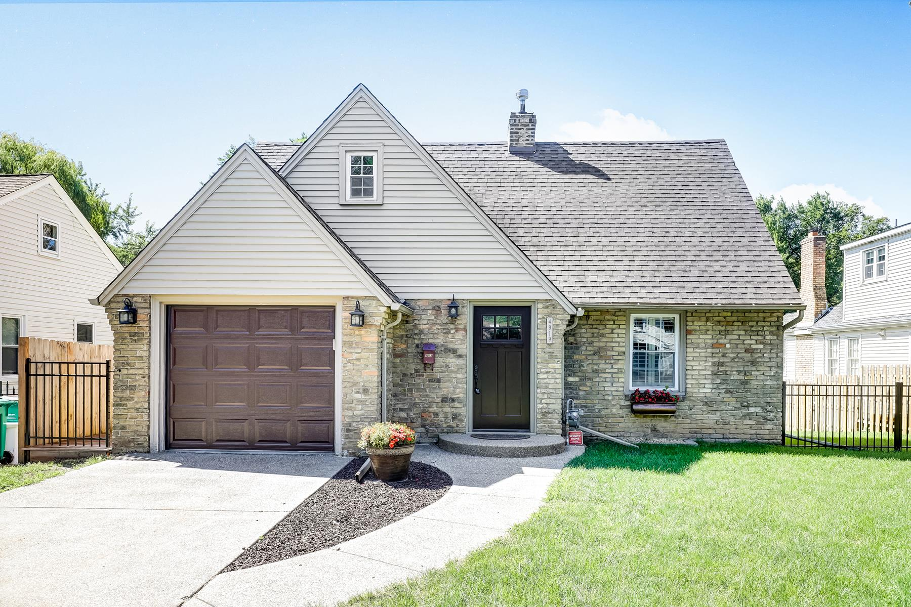 Single Family Homes for Sale at 4919 W 28th Street St. Louis Park, Minnesota 55416 United States