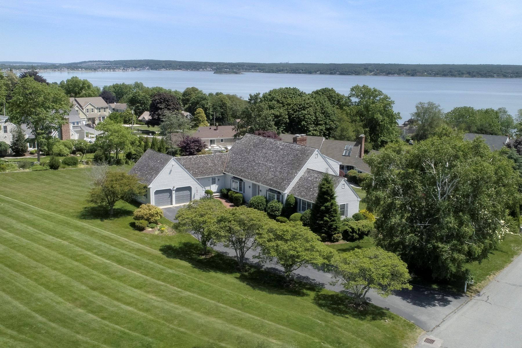 Single Family Homes for Sale at Lawrence Farm 116 Gideon Lawton Lane Portsmouth, Rhode Island 02871 United States