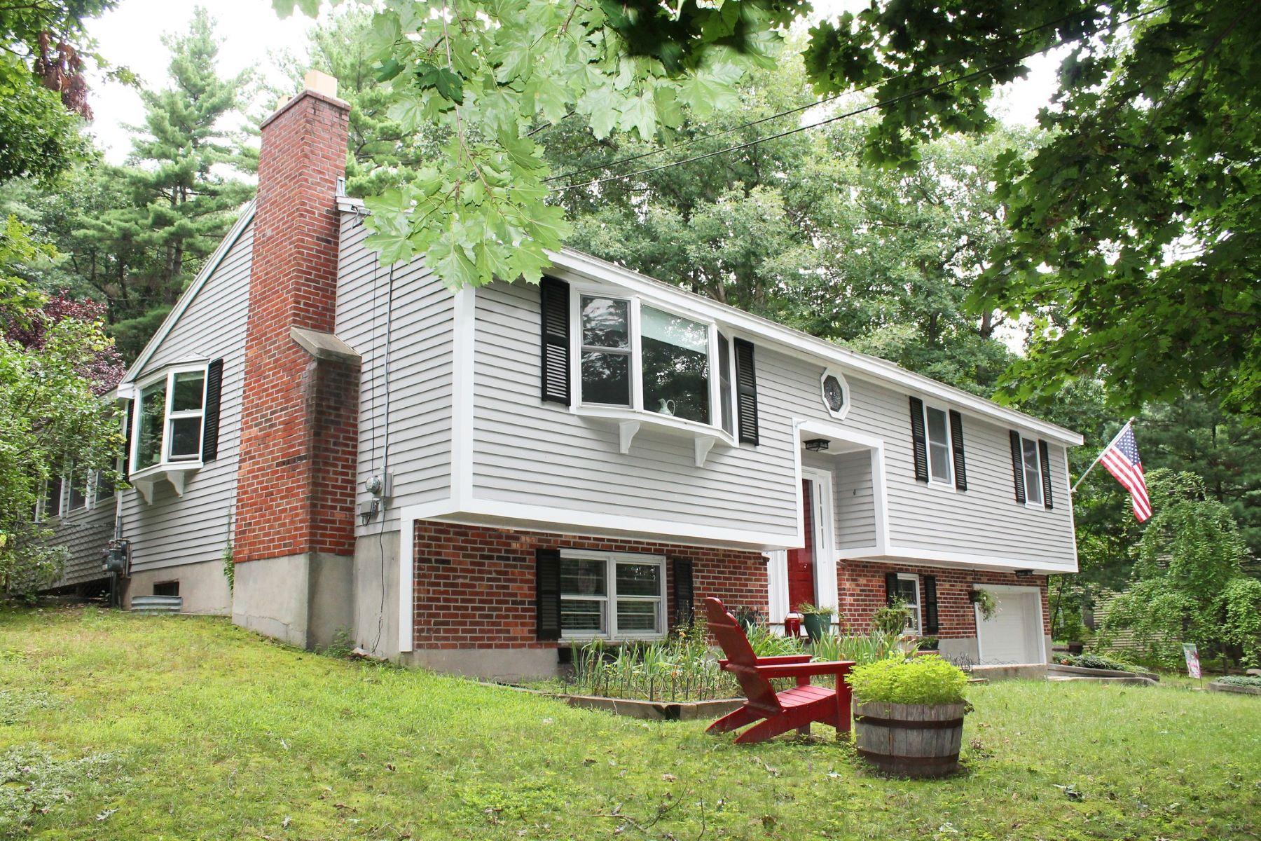 Single Family Homes 为 销售 在 48 West Prescott Street 韦斯特福德, 马萨诸塞州 01886 美国