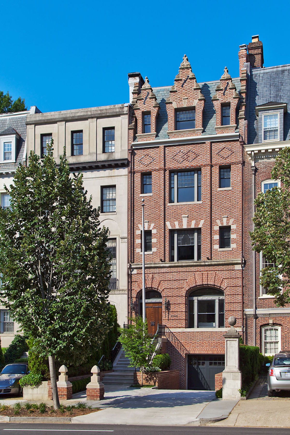 Townhouse for Sale at Kalorama 2344 NW Massachusetts Avenue Nw Washington, District Of Columbia, 20008 United States