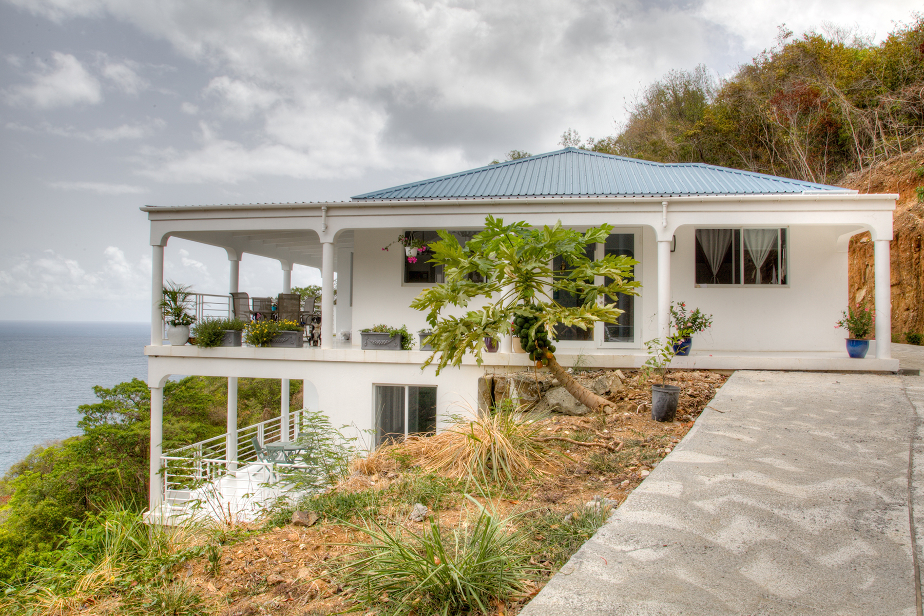 Additional photo for property listing at Trunk Bay's Ojen House Trunk Bay, 토르톨라 영국령 버진 아일랜드