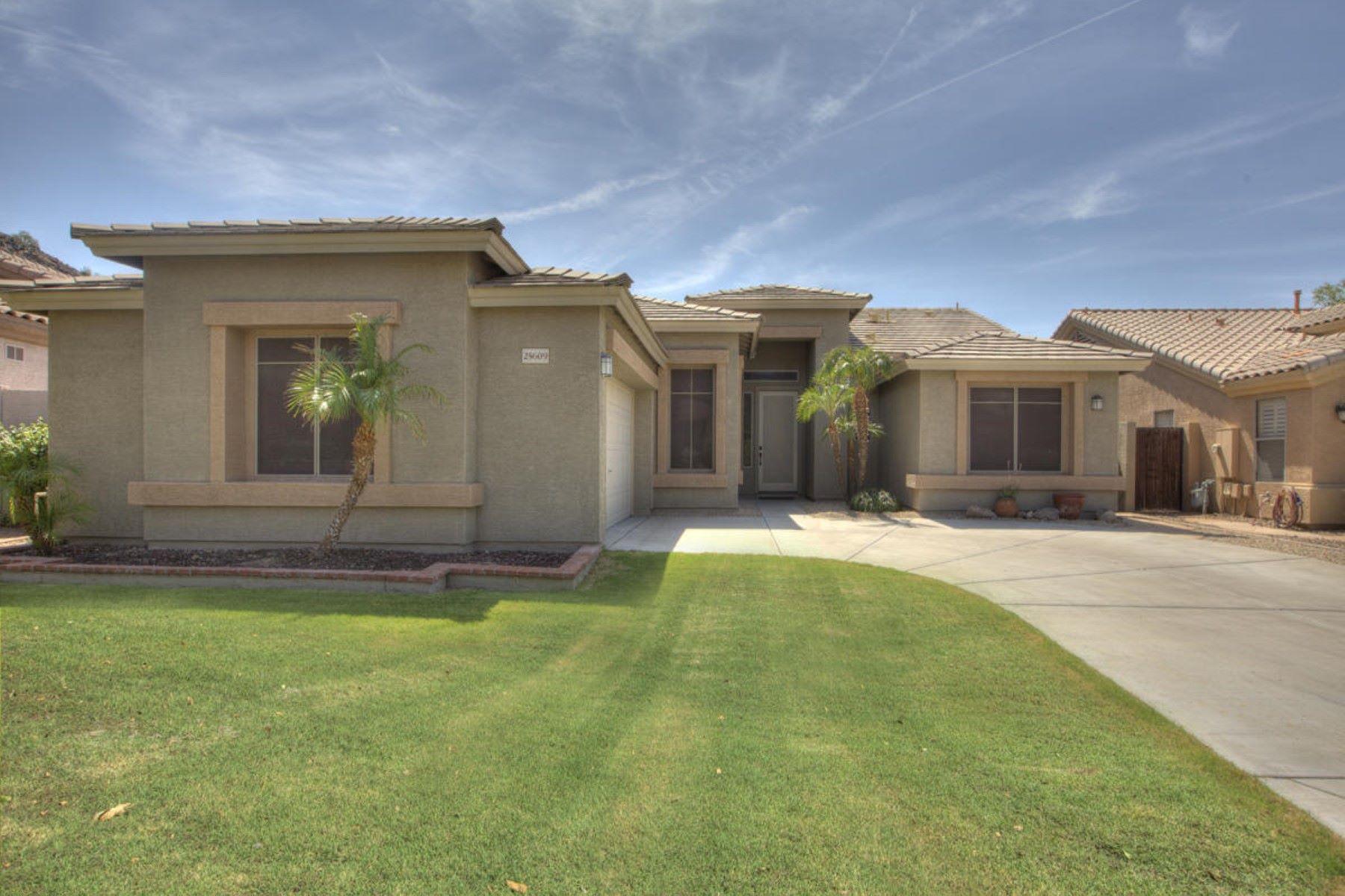 Casa Unifamiliar por un Alquiler en Fabulous Stetson Hill Home 25609 N SINGBUSH LOOP, Phoenix, Arizona, 85083 Estados Unidos