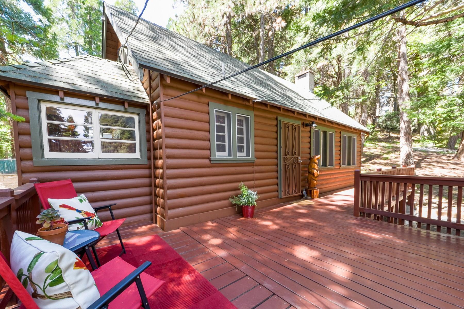 Single Family Homes for Sale at 21777 Jobs Peak Road, Cedarpines Park, California, 92322 21777 Jobs Peak Road Cedarpines Park, California 92322 United States