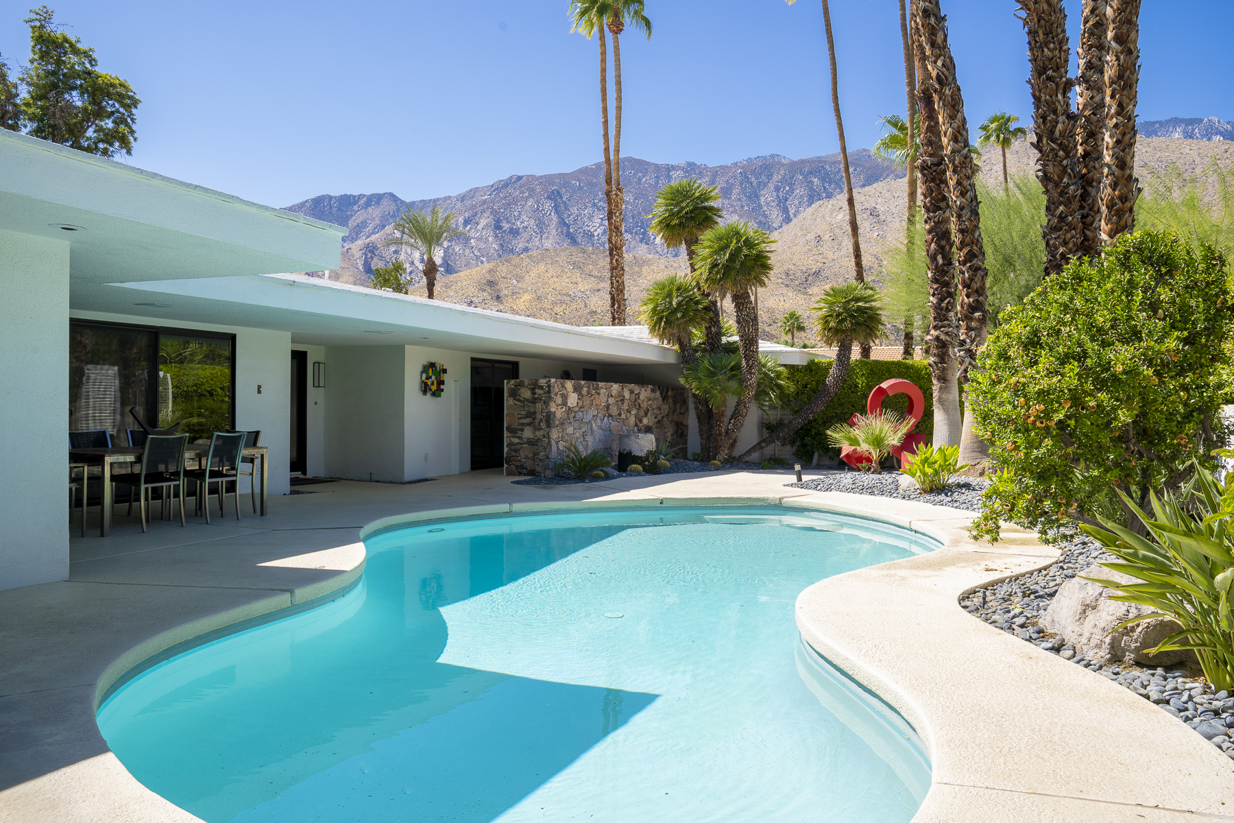 Single Family Homes for Sale at 811 East Sierra Way Palm Springs, California 92264 United States