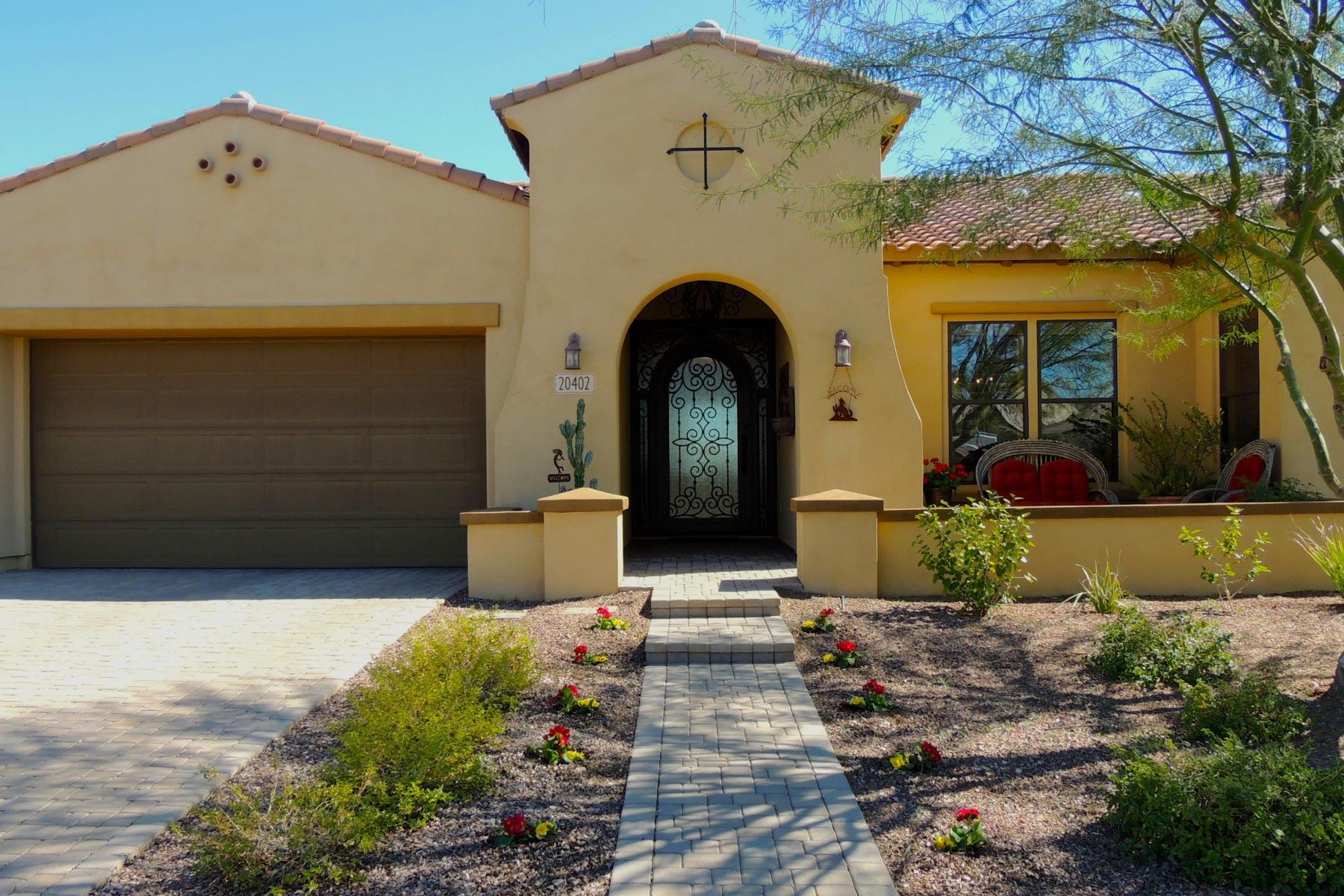sales property at Toll Brothers Home Nestled in the Community of Verrado