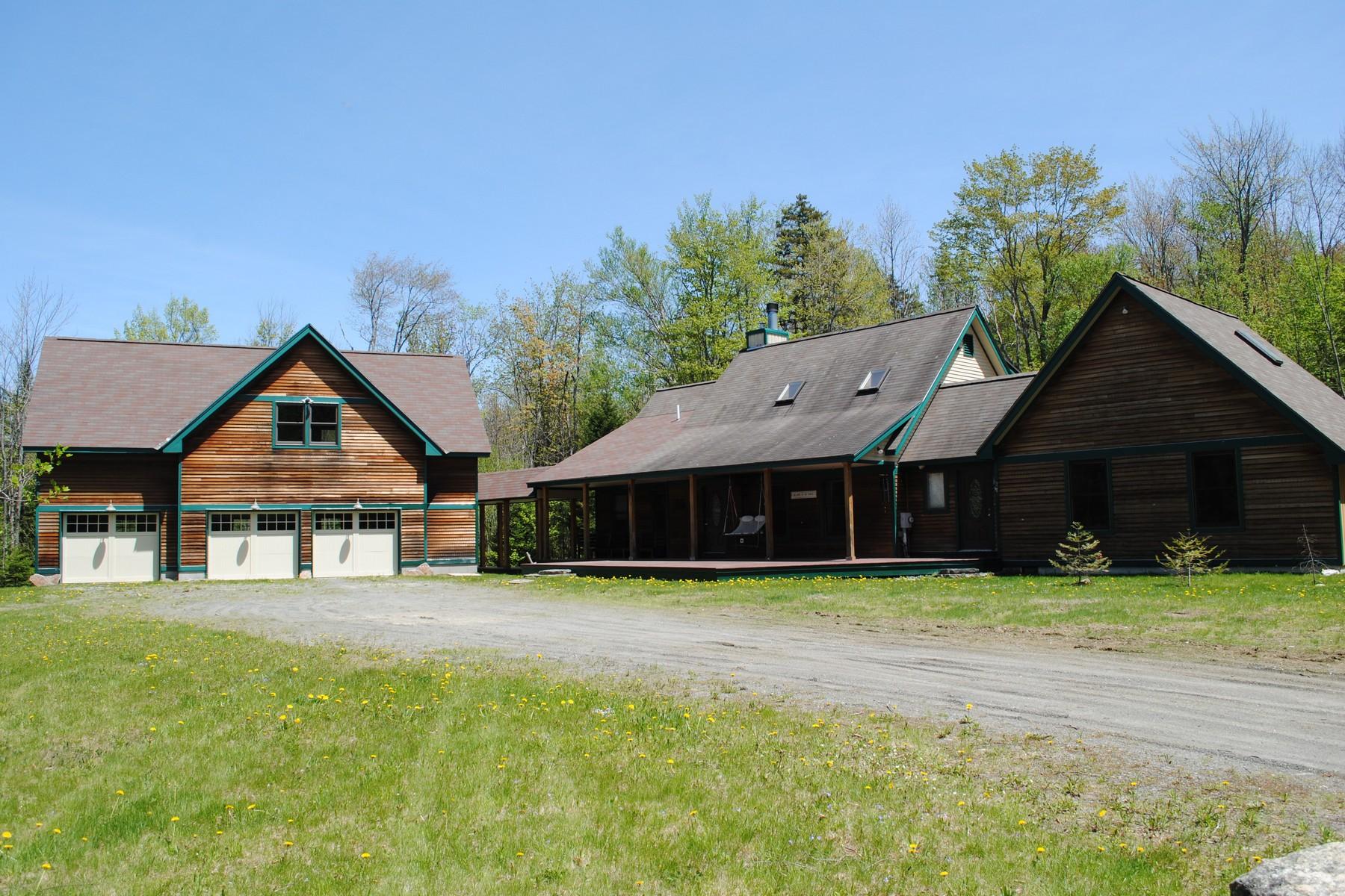 独户住宅 为 销售 在 15 Spring Hill, Dover 多佛, 佛蒙特州, 05356 美国