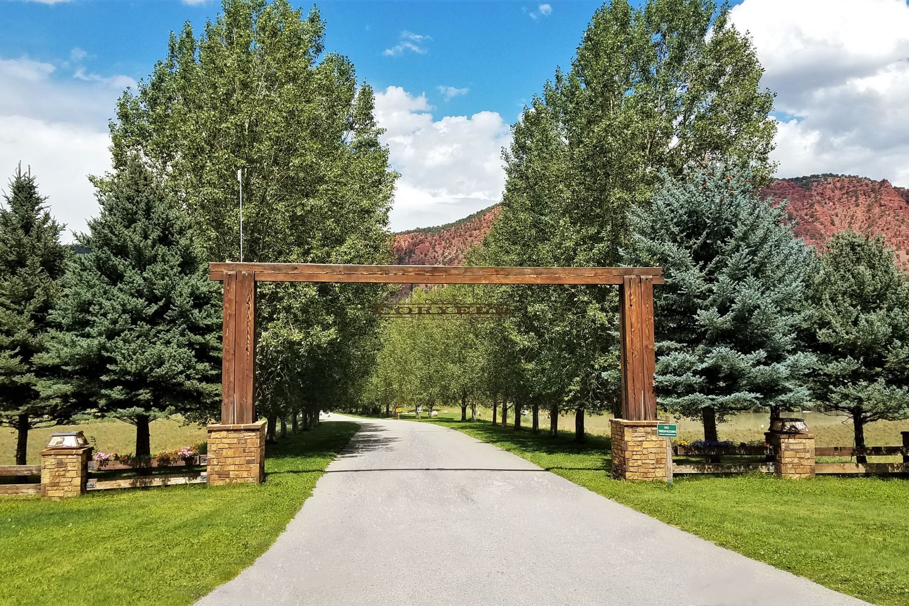 Land for Sale at Coryell Ranch Homesite TBD Coryell Ranch Road, Carbondale, Colorado, 81623 United States
