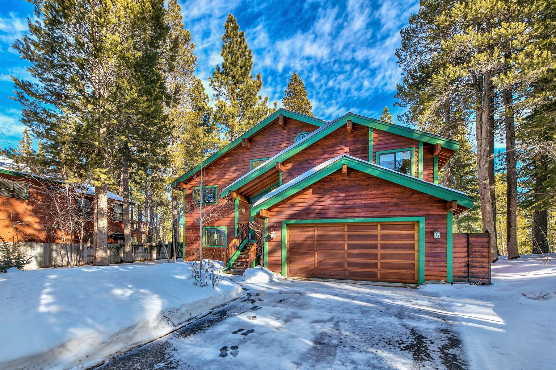 Single Family Homes for Sale at 2129 Oaxaco Street, South Lake Tahoe, CA 2129 Oaxaco Street South Lake Tahoe, California 96150 United States