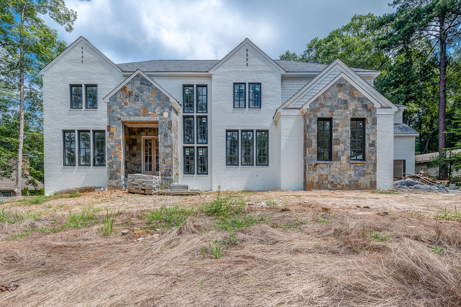 "Single Family Home for Sale at ""New Construction Sophisticated Elegance"" 510 Brook Hollow Circle SE Marietta, Georgia 30067 United States"